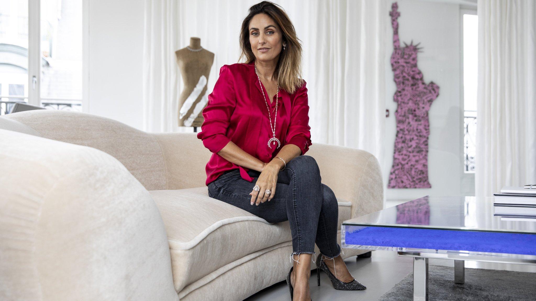 Valérie Messika: rebel recasting the role of diamonds