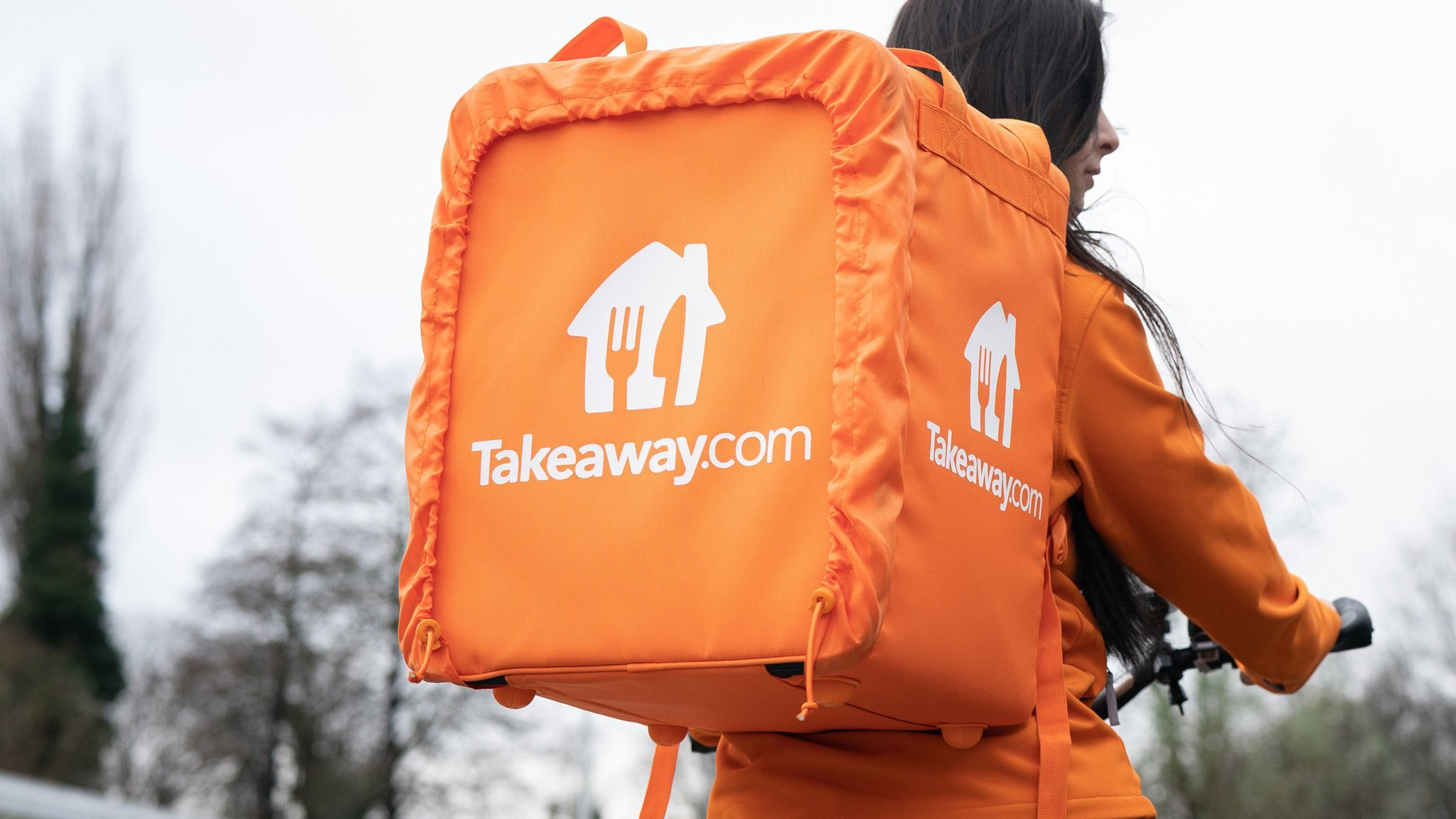 Just Eat And Takeawaycom In Talks Over All Share Bid