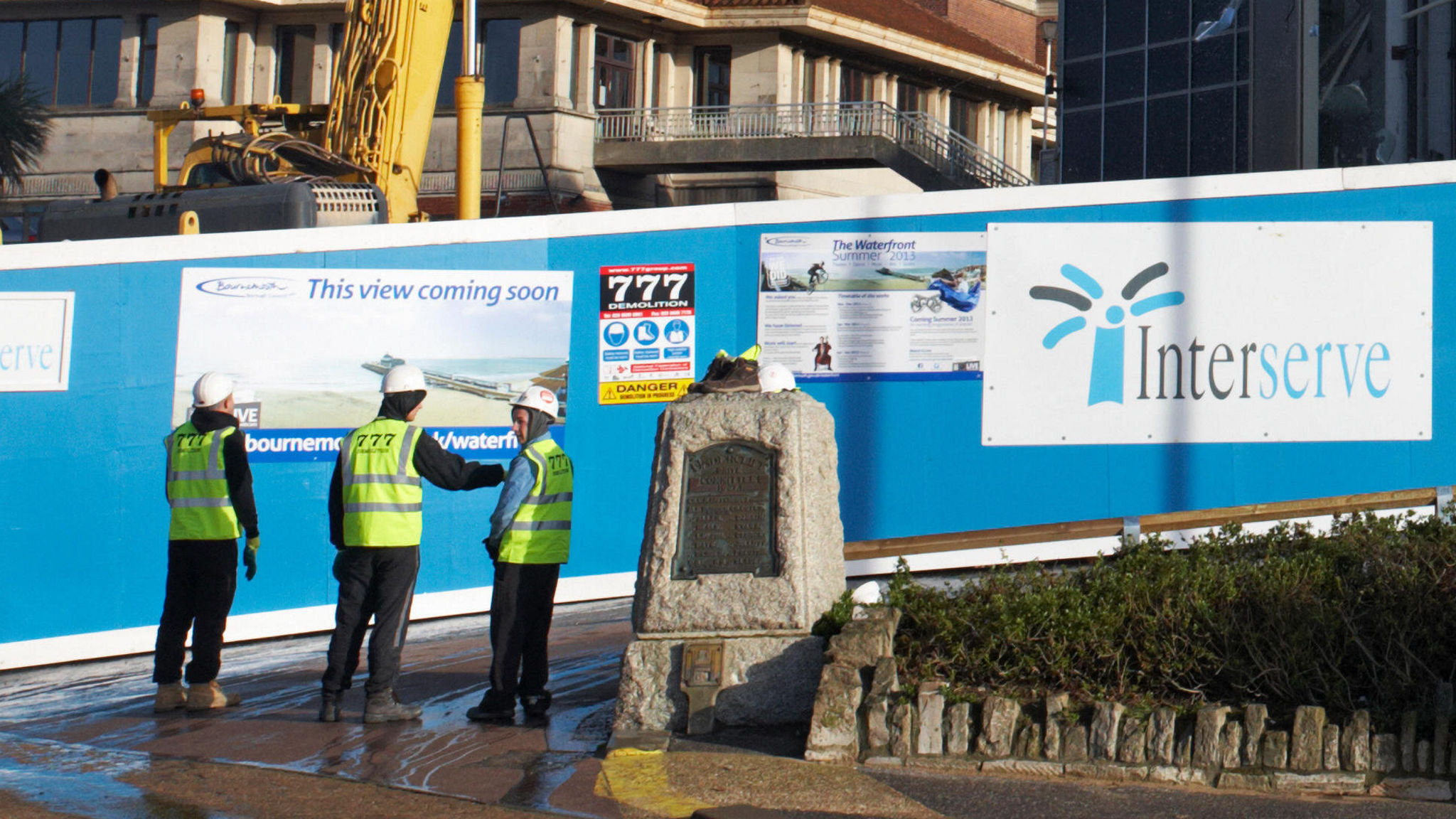 Interserve in fresh rescue talks with creditors | Financial