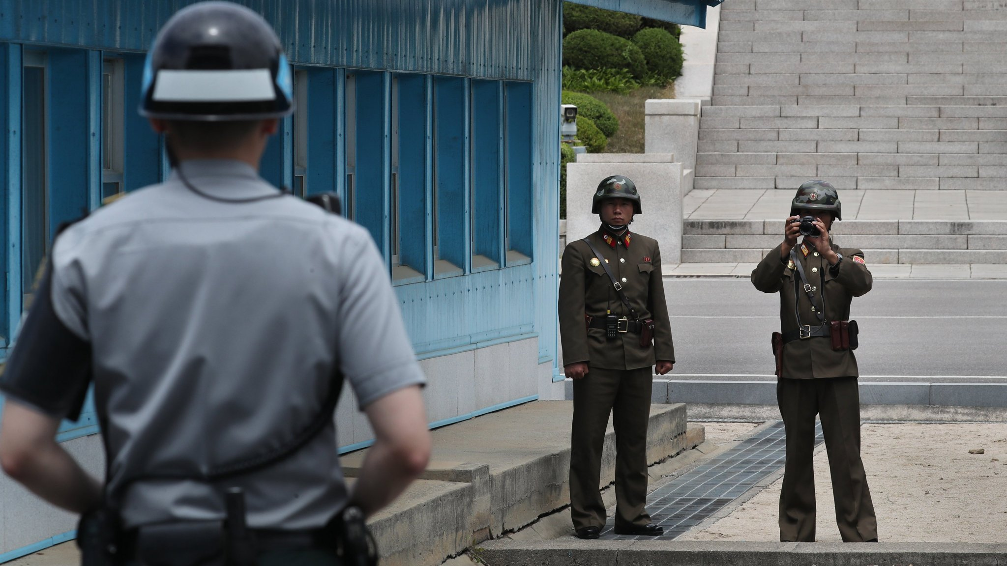 South Korea looks to broaden scope of talks with North