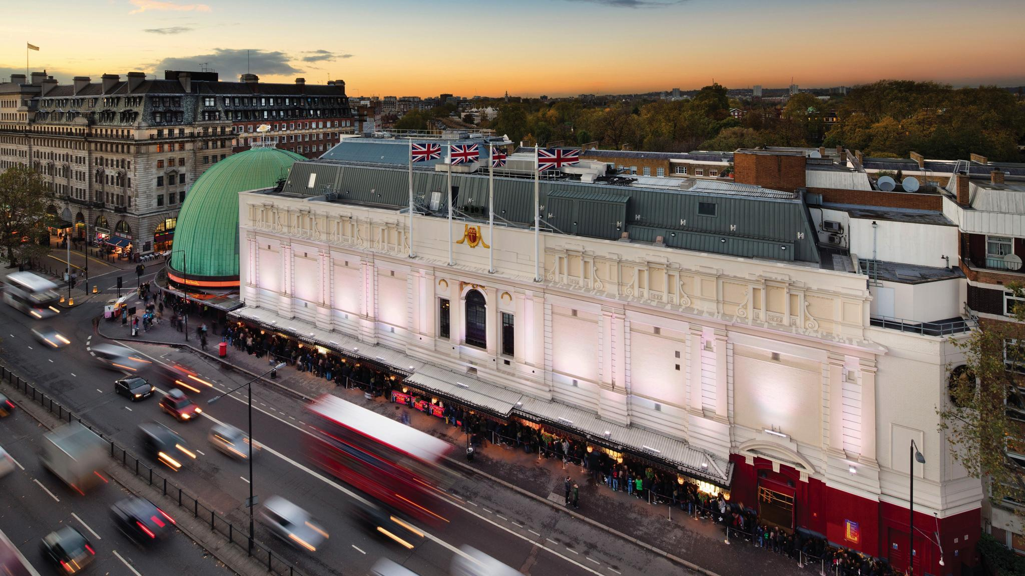 London site of Madame Tussauds up for sale