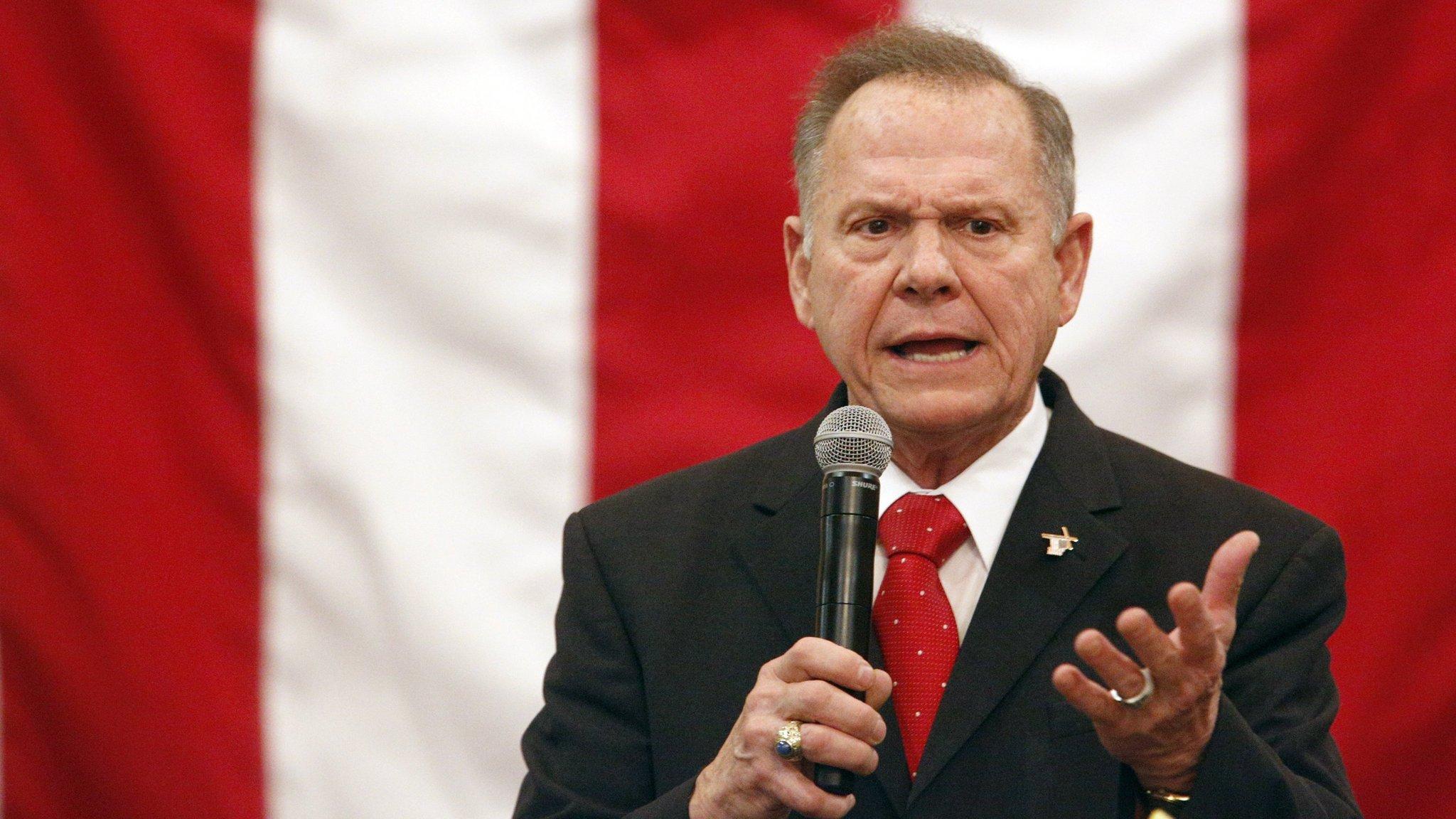 Roy Moore race tests Trump appeal as Alabama prepares to vote