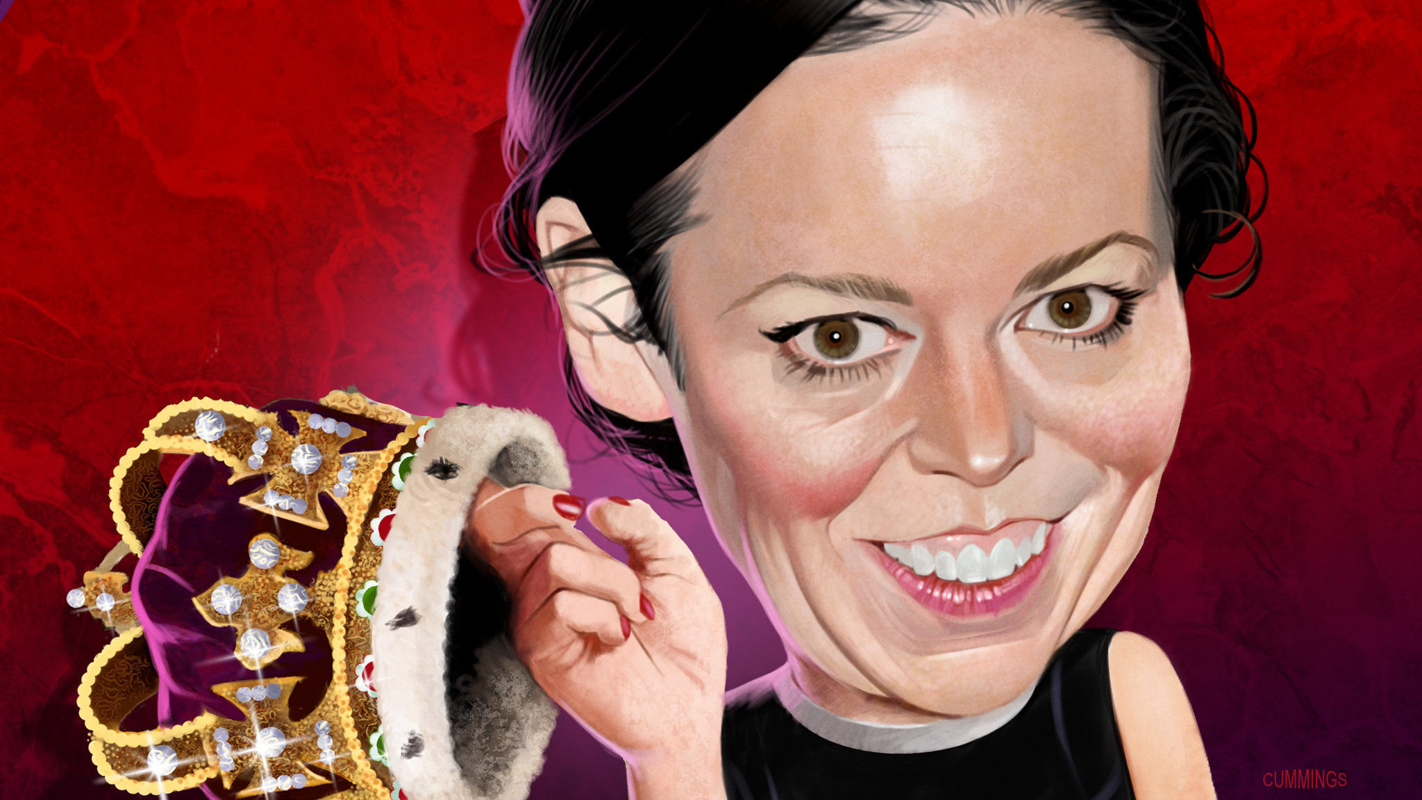 Olivia Colman Britain S Queen Of The Silver Screen Financial Times
