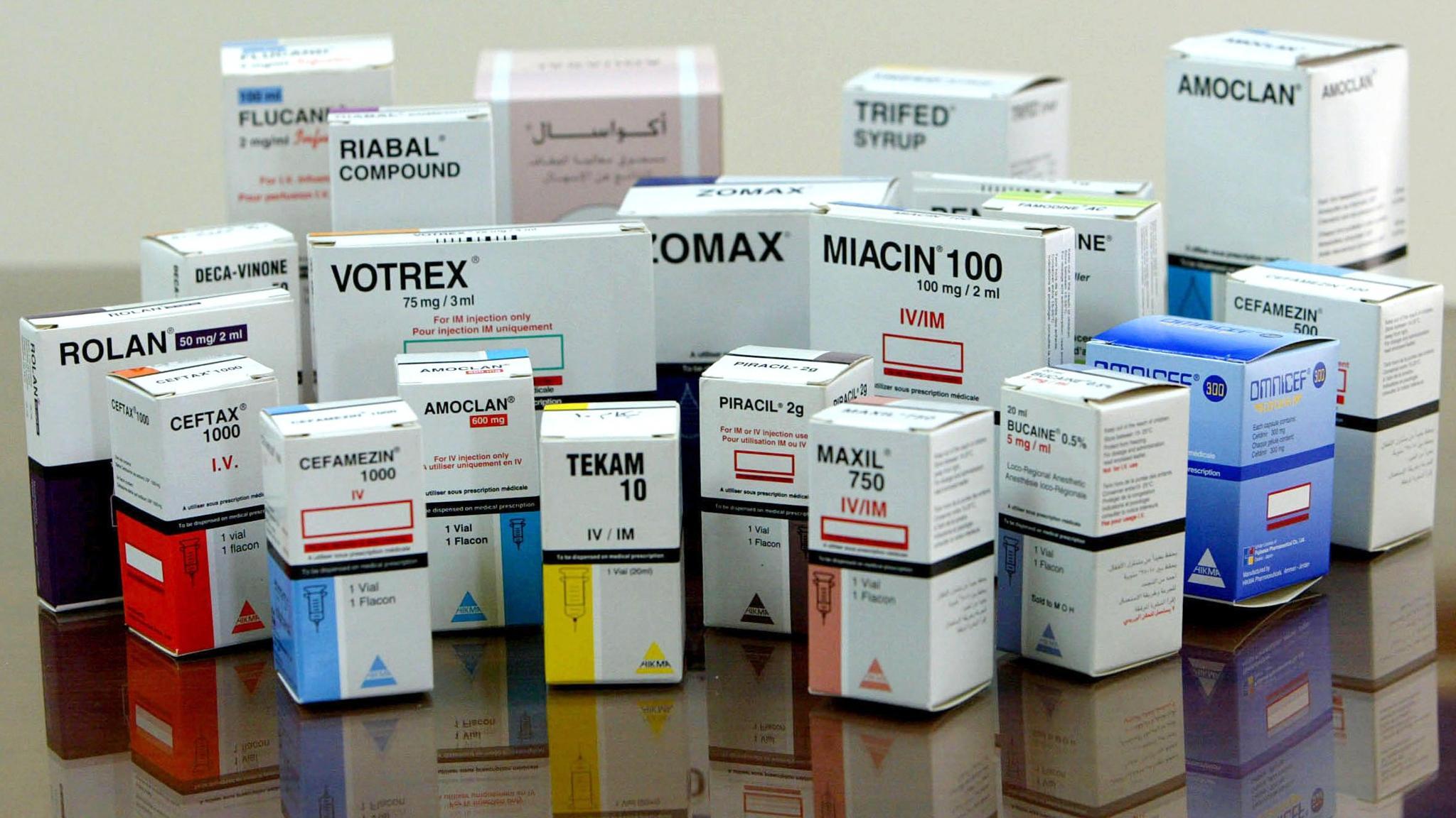 New drugs way to avoid an antibiotic apocalypse