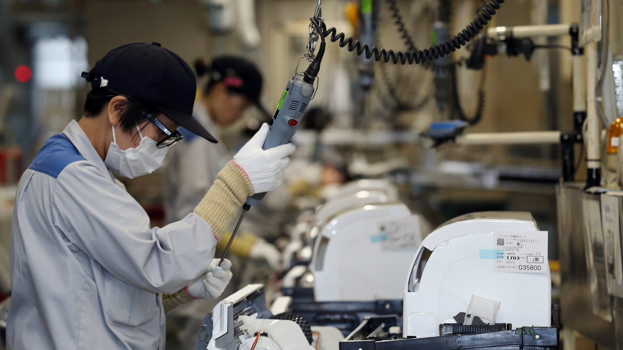 Corporate Japan hit by severe labour shortages