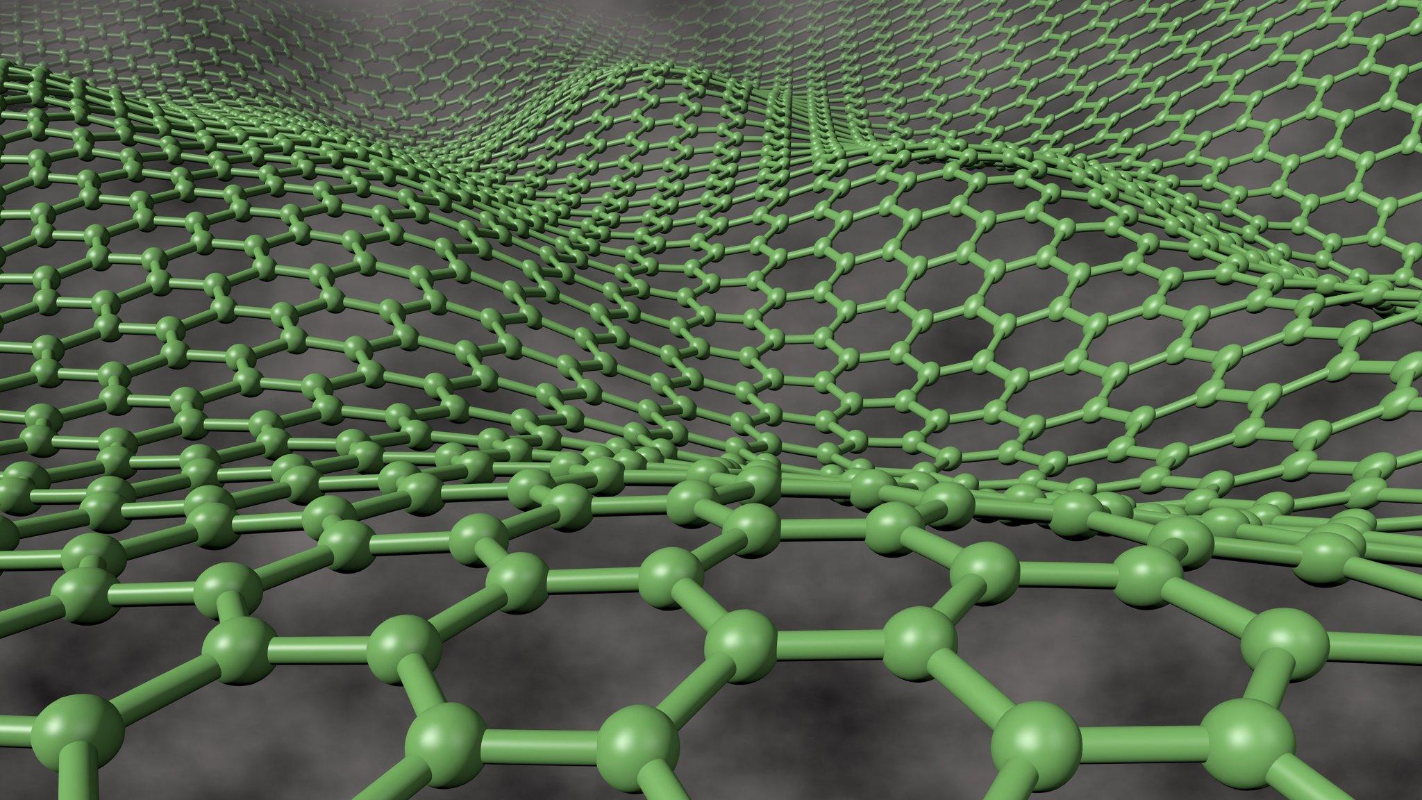 Investor exuberance dims for 'wonder material' graphene