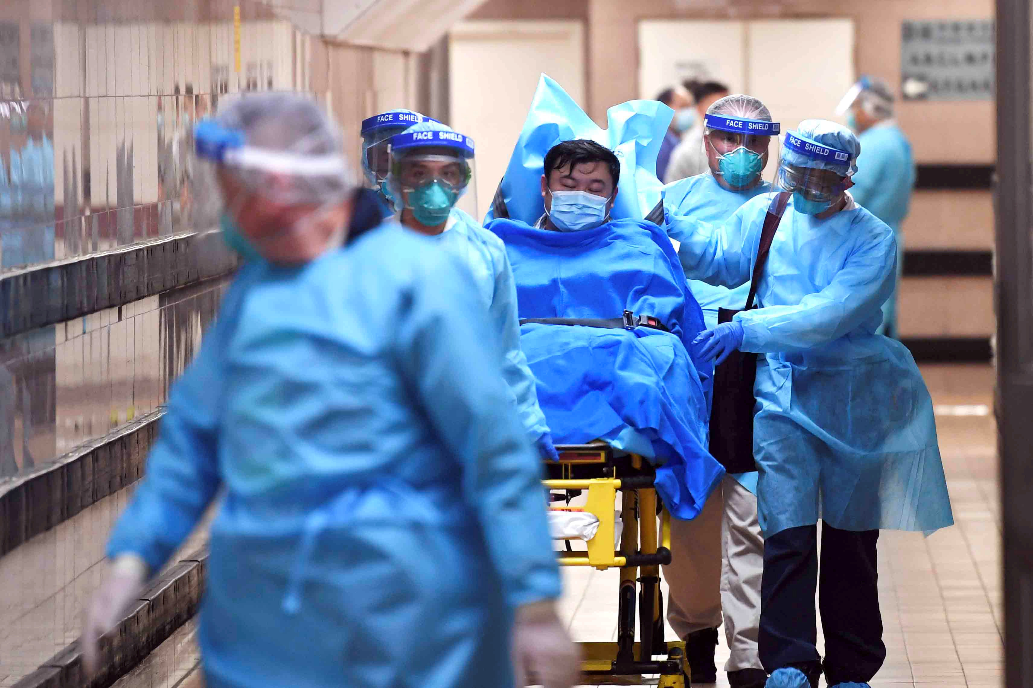 China reports rising death toll from coronavirus
