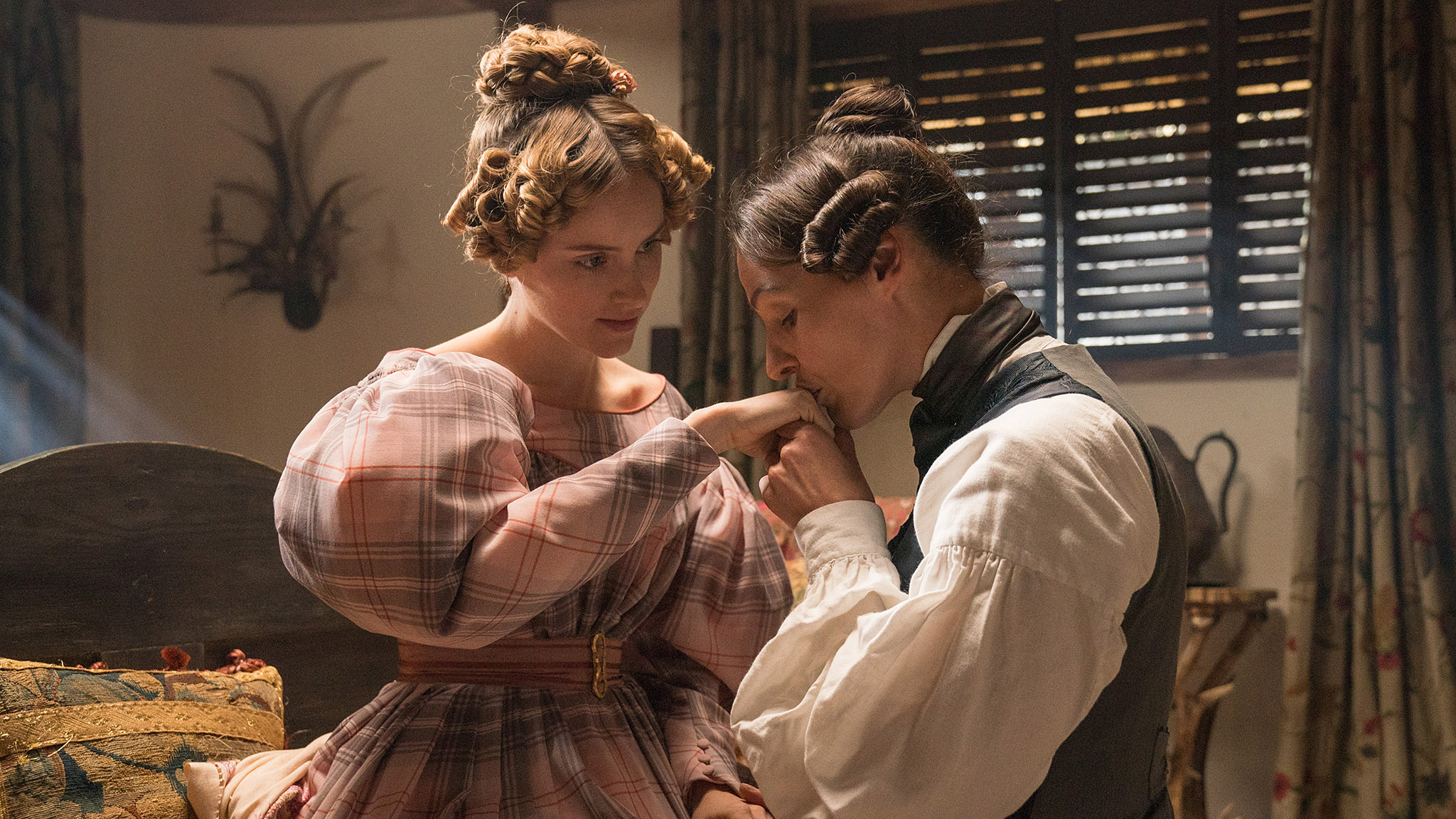 Gentleman Jack — the BBC and HBO series about a 19th-century