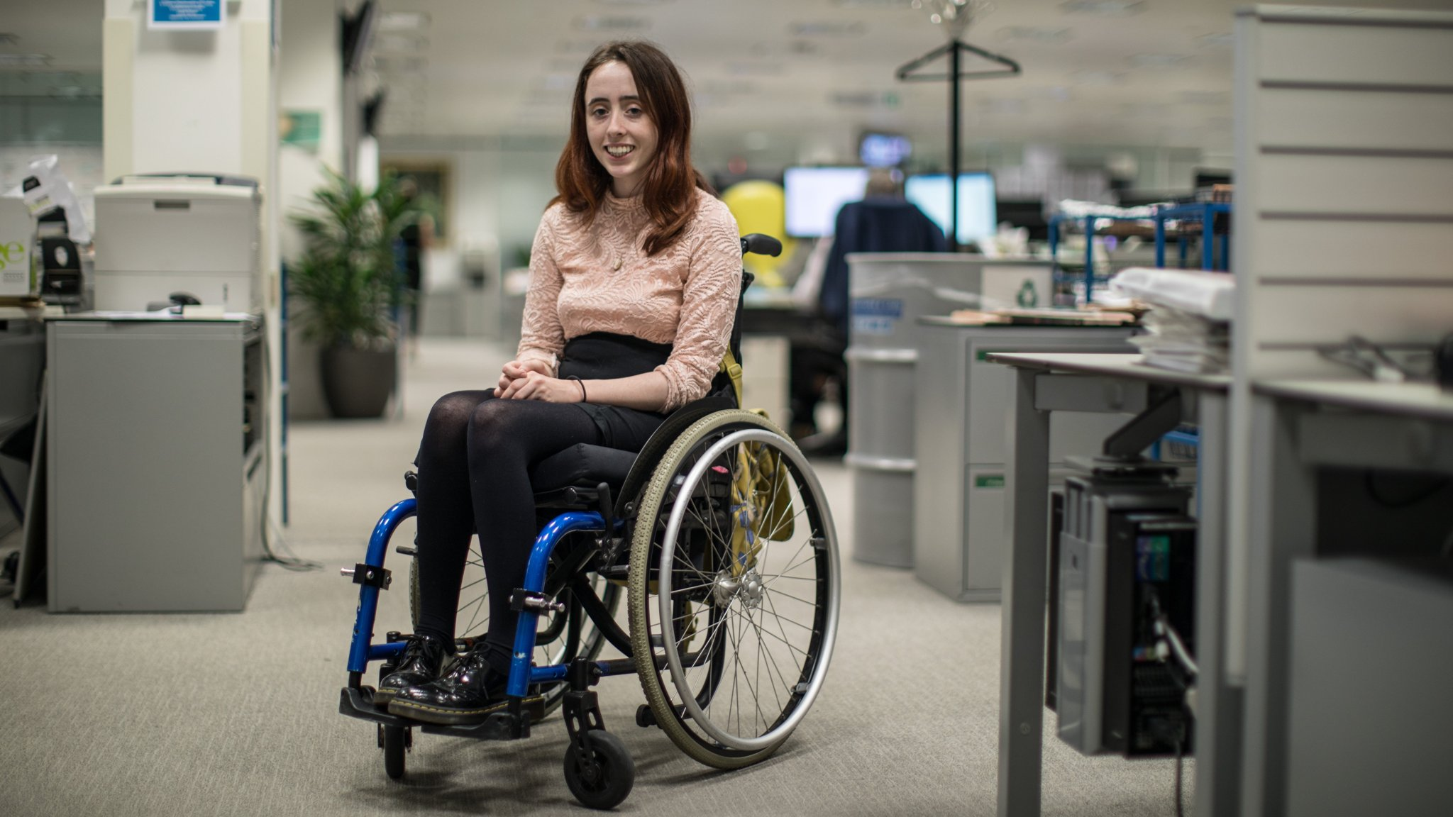 Why disabled people like me give up on careers   Financial Times
