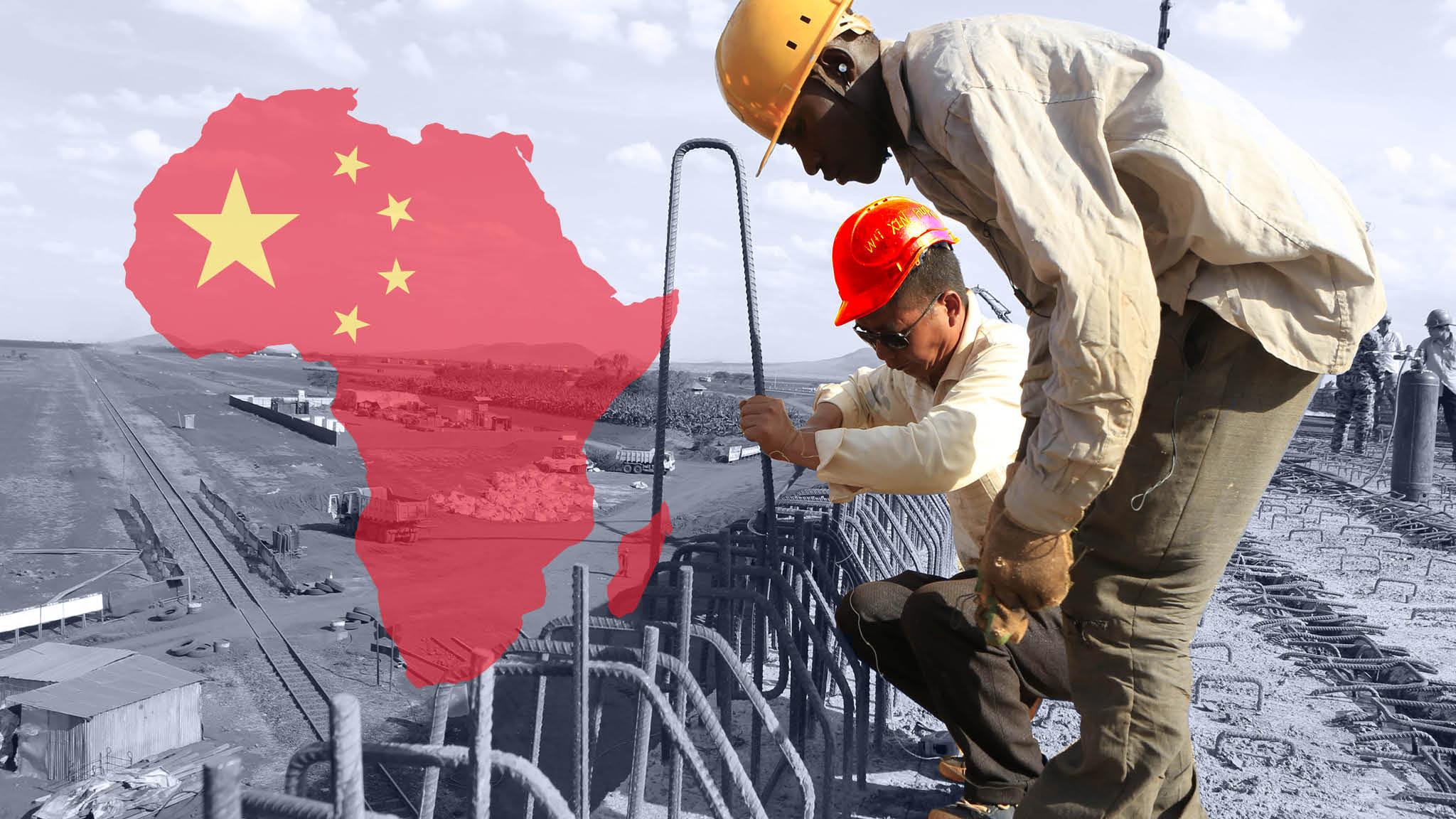 """Résultat de recherche d'images pour """"china, africa, new development projects, 2016, 2017"""""""
