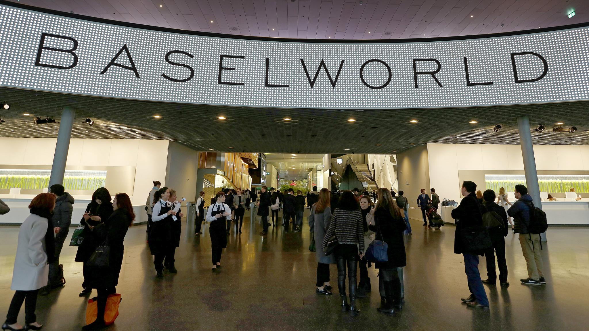 Baselworld 2014: day two