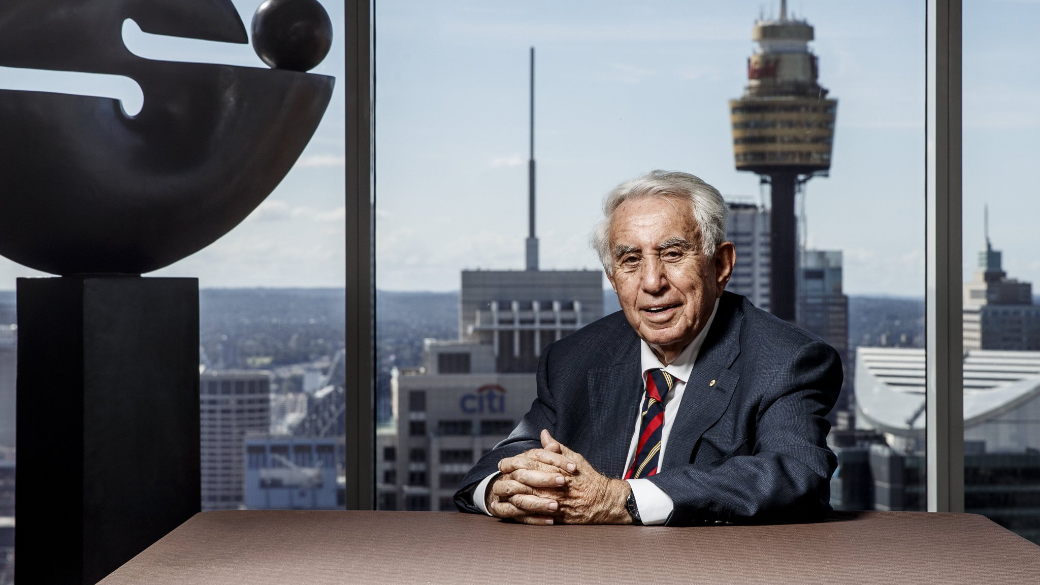 Meriton's Harry Triguboff on being Australia's second ...