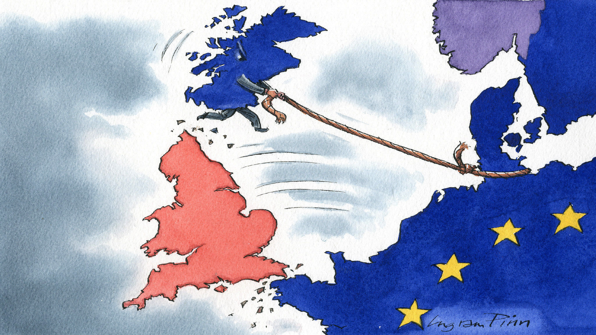Image result for harry meghan leaving uk cartoons