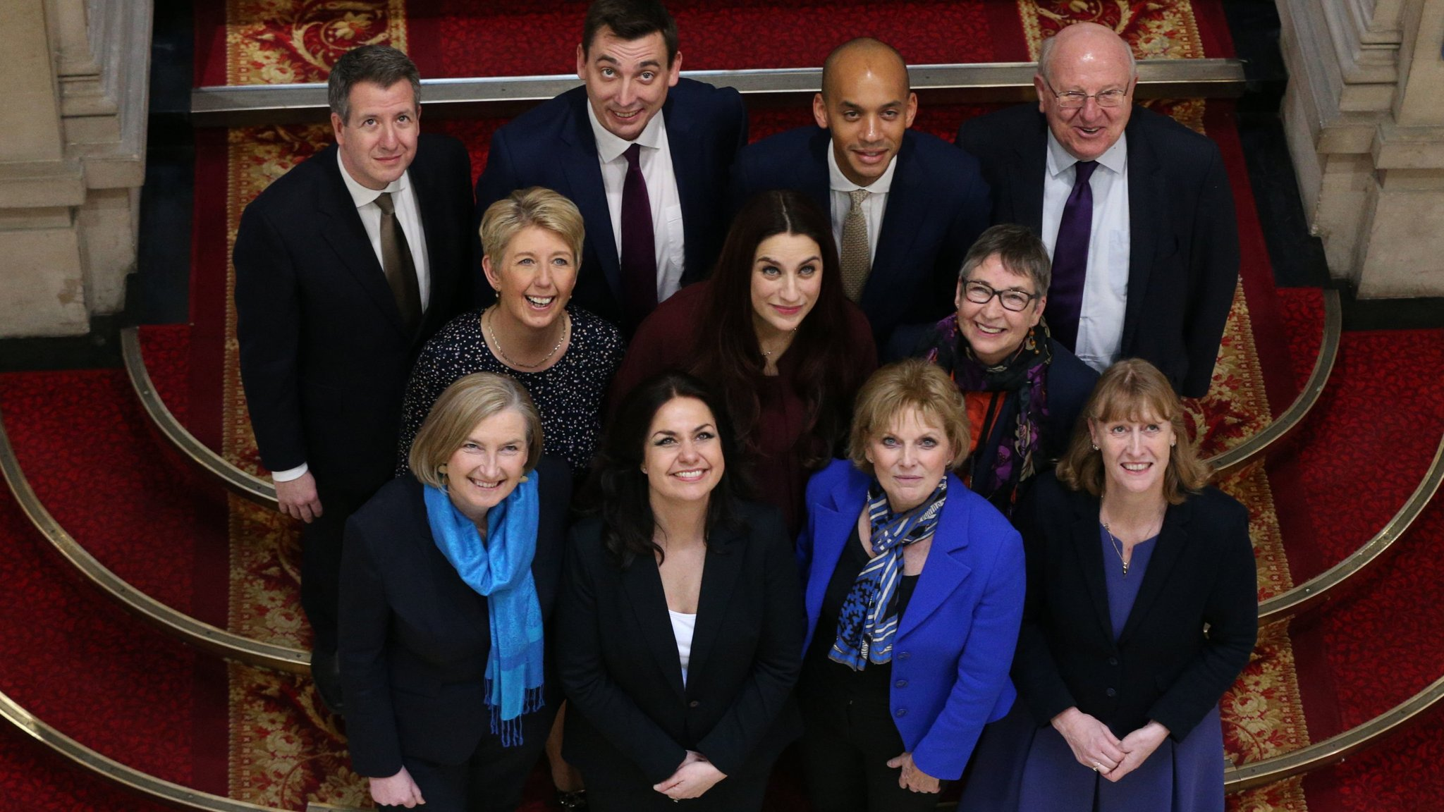 Image result for Tory additions to the Independent Group bring a boost and a hitch