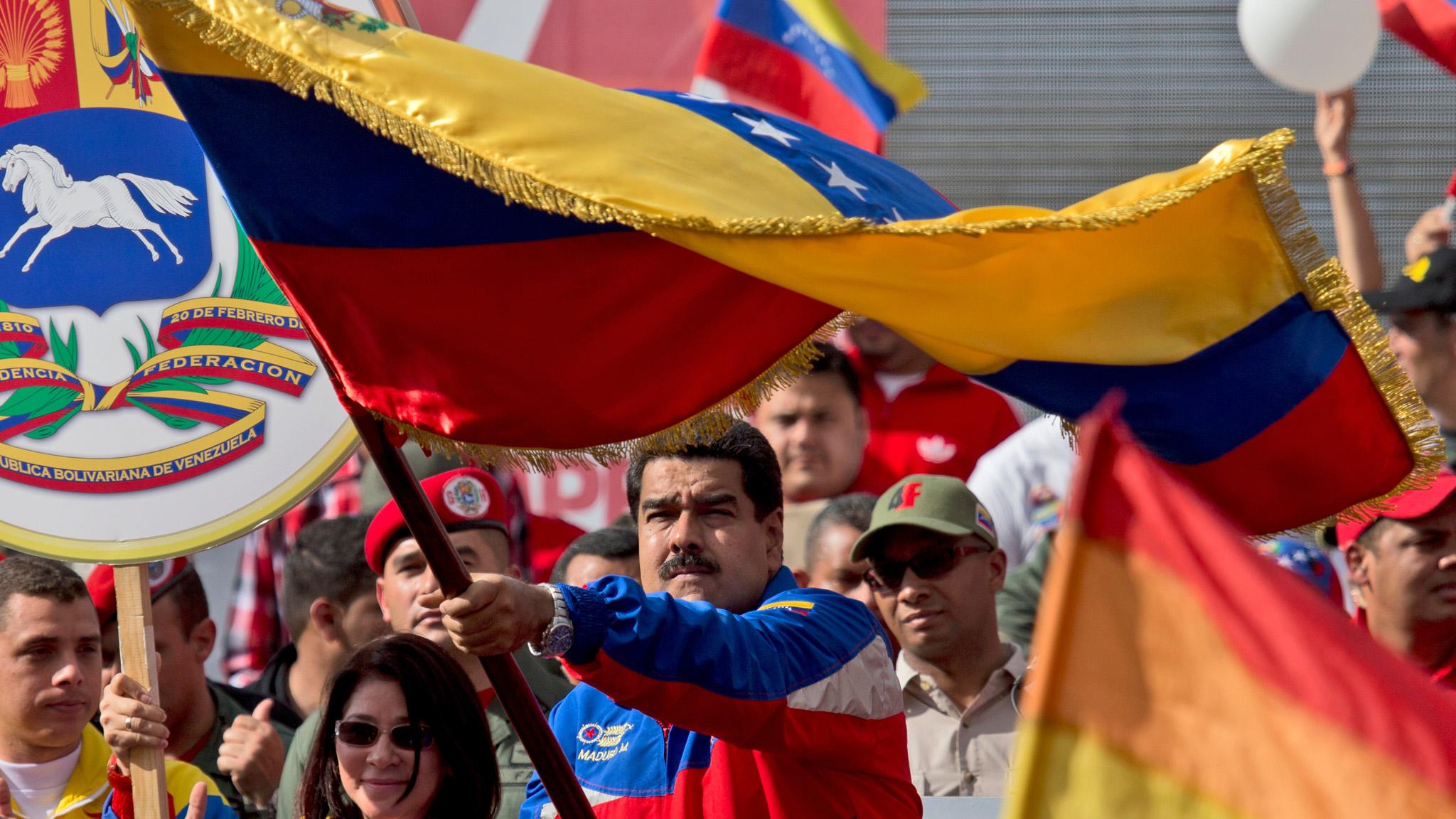 venezuela steps up nationalist rhetoric as economy worsens