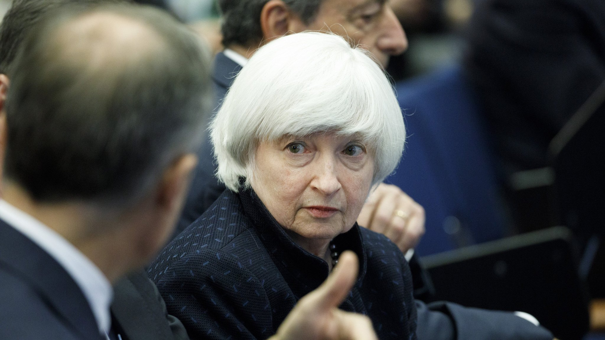 The unfortunate exit of an exemplary Fed chair