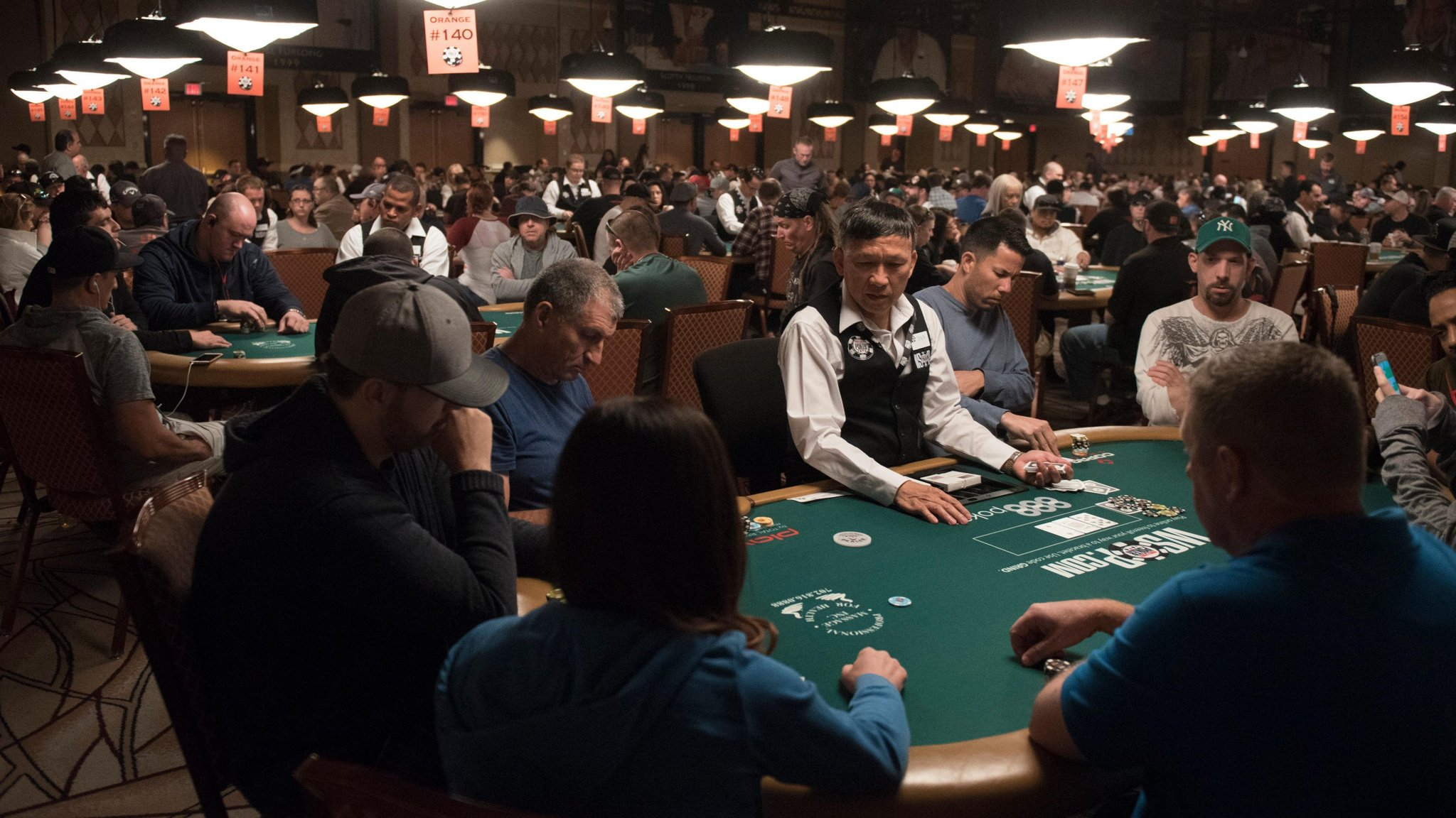 Poker in las vegas tournament