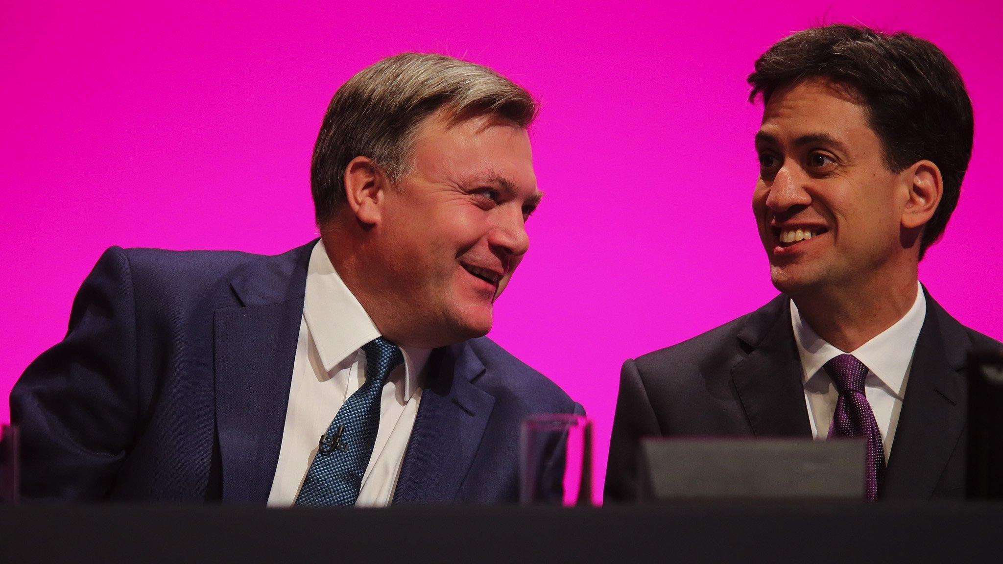 Miliband faces dilemma over chancellor choice
