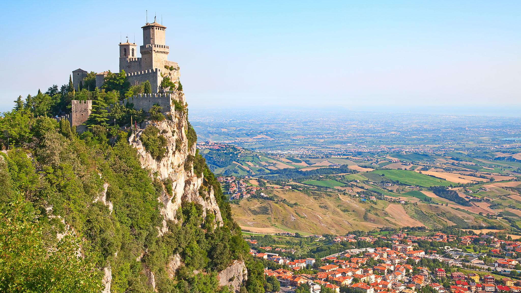 San Marino Tor