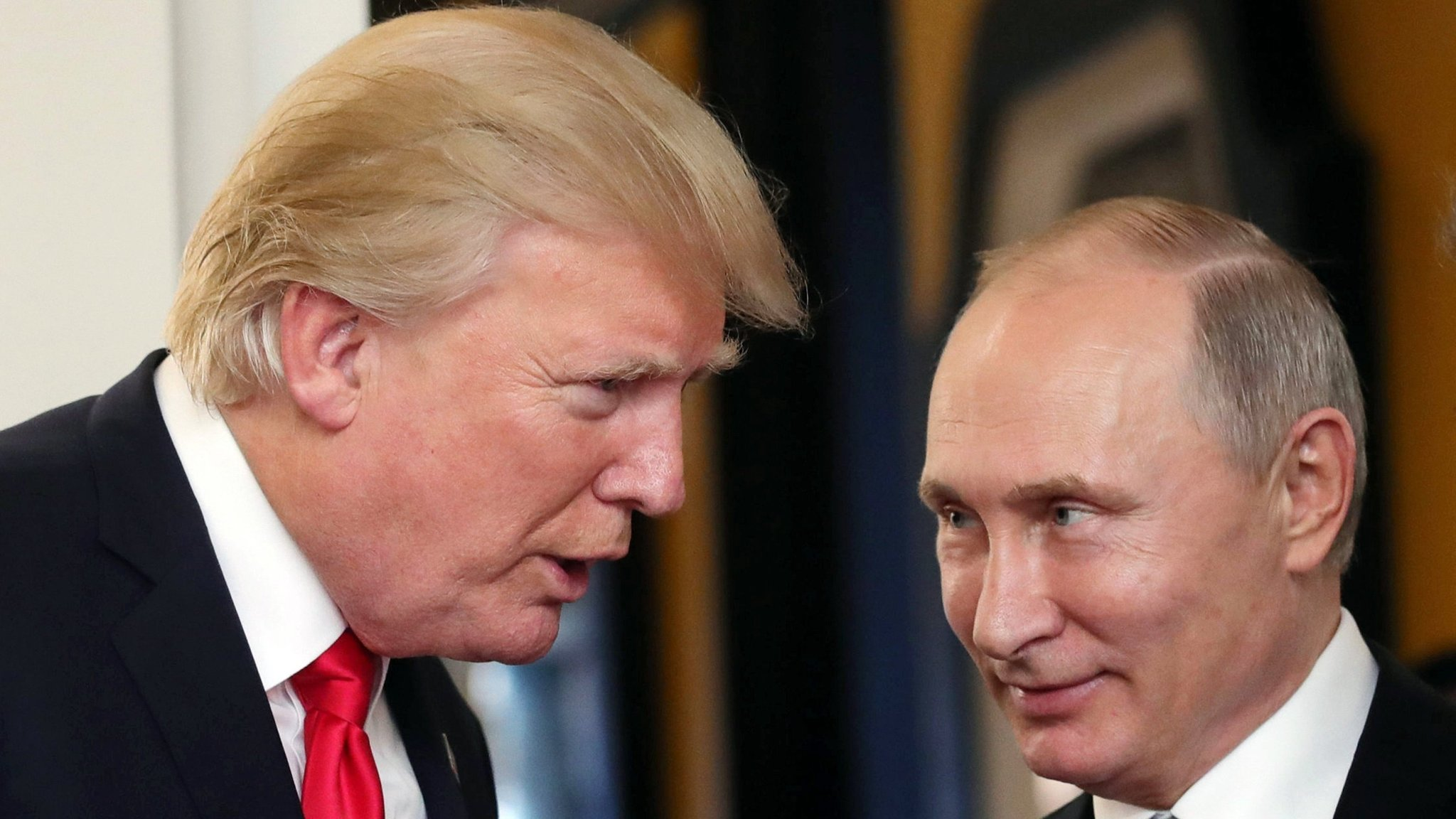 Putin is just a top manager, real power is us