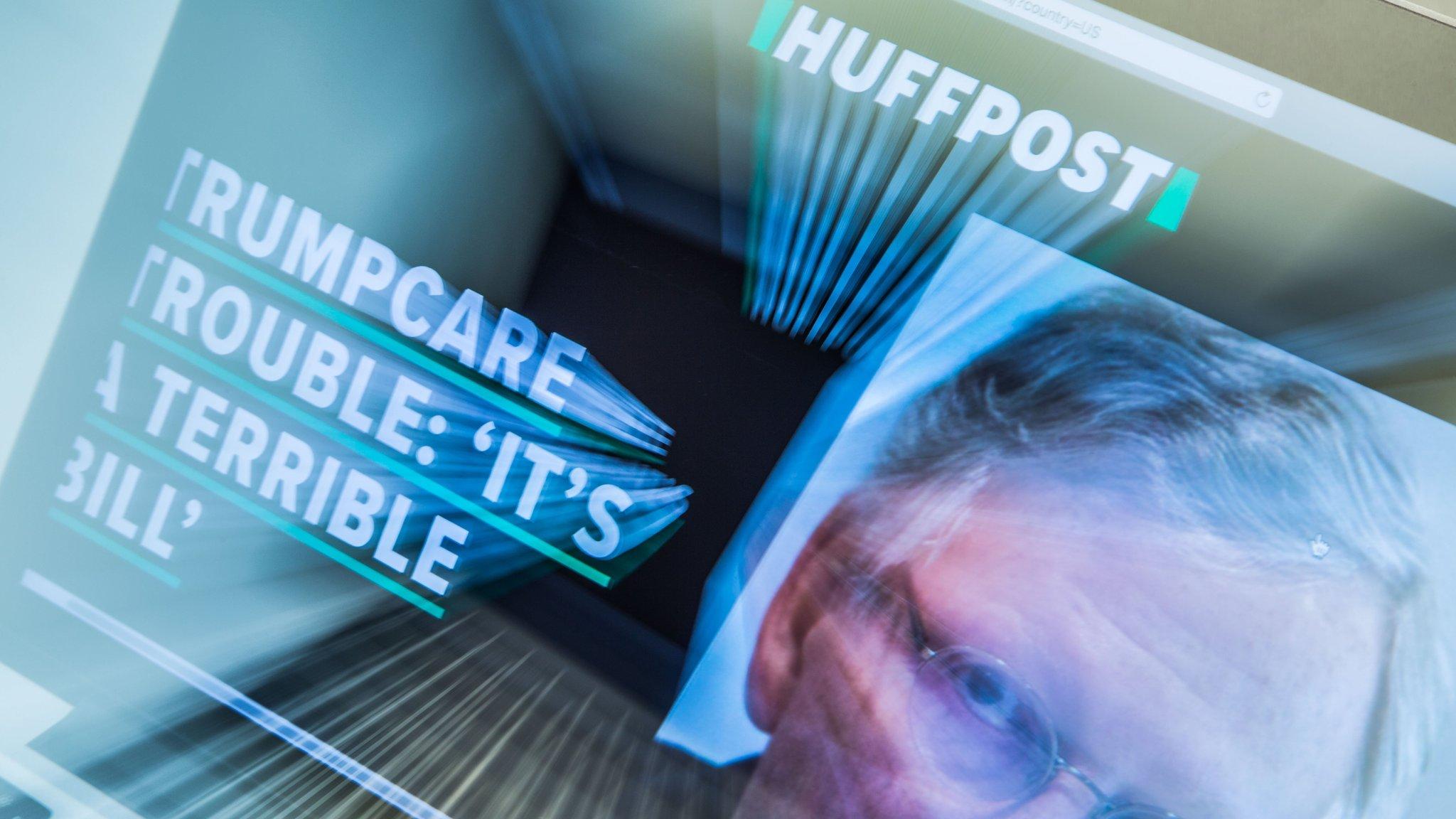 Verizon seeks buyer for HuffPost website