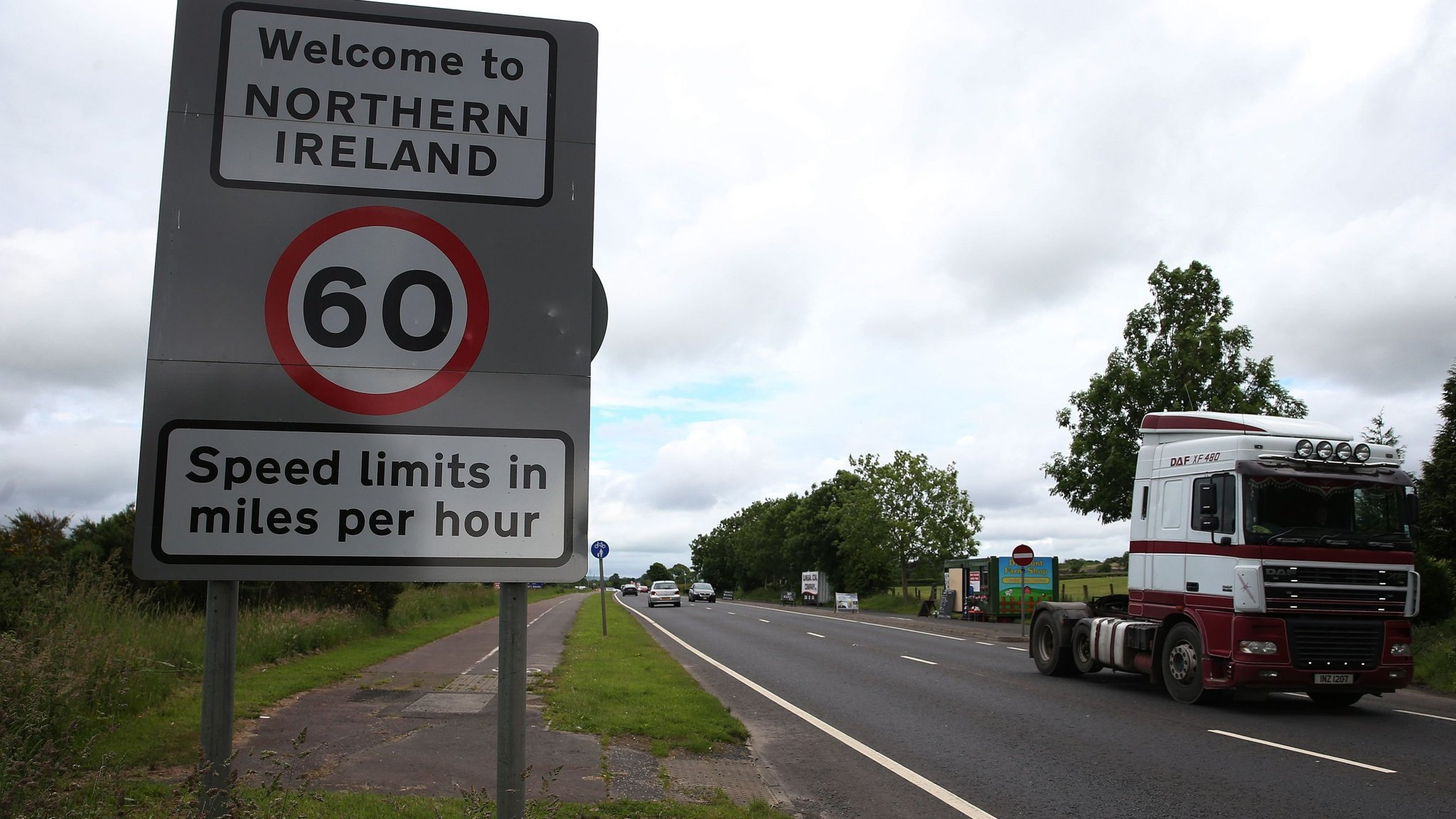 Image result for Ireland's border crisis