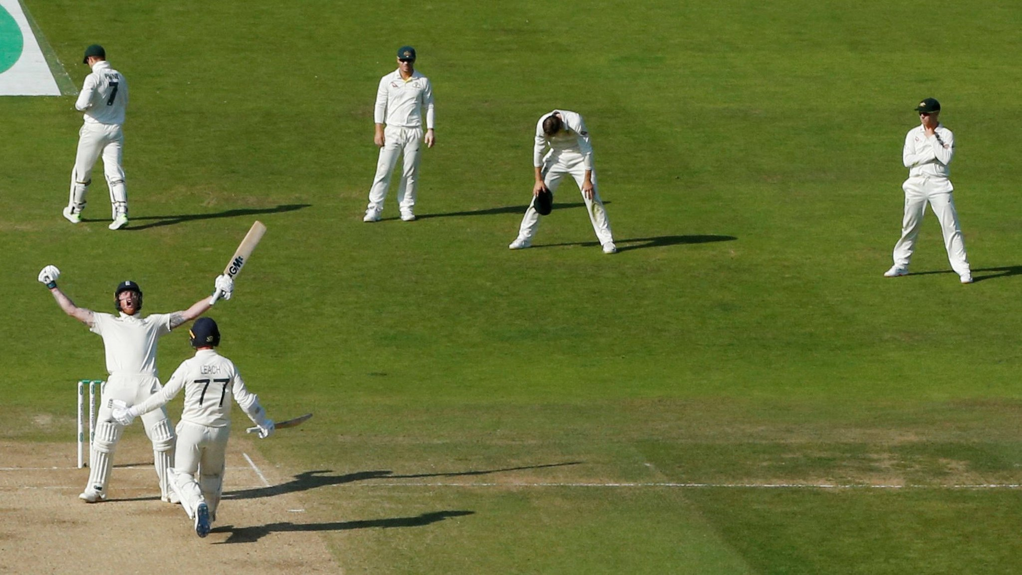 Ben Stokes Heroics Lead England Cricketers To Epic Ashes