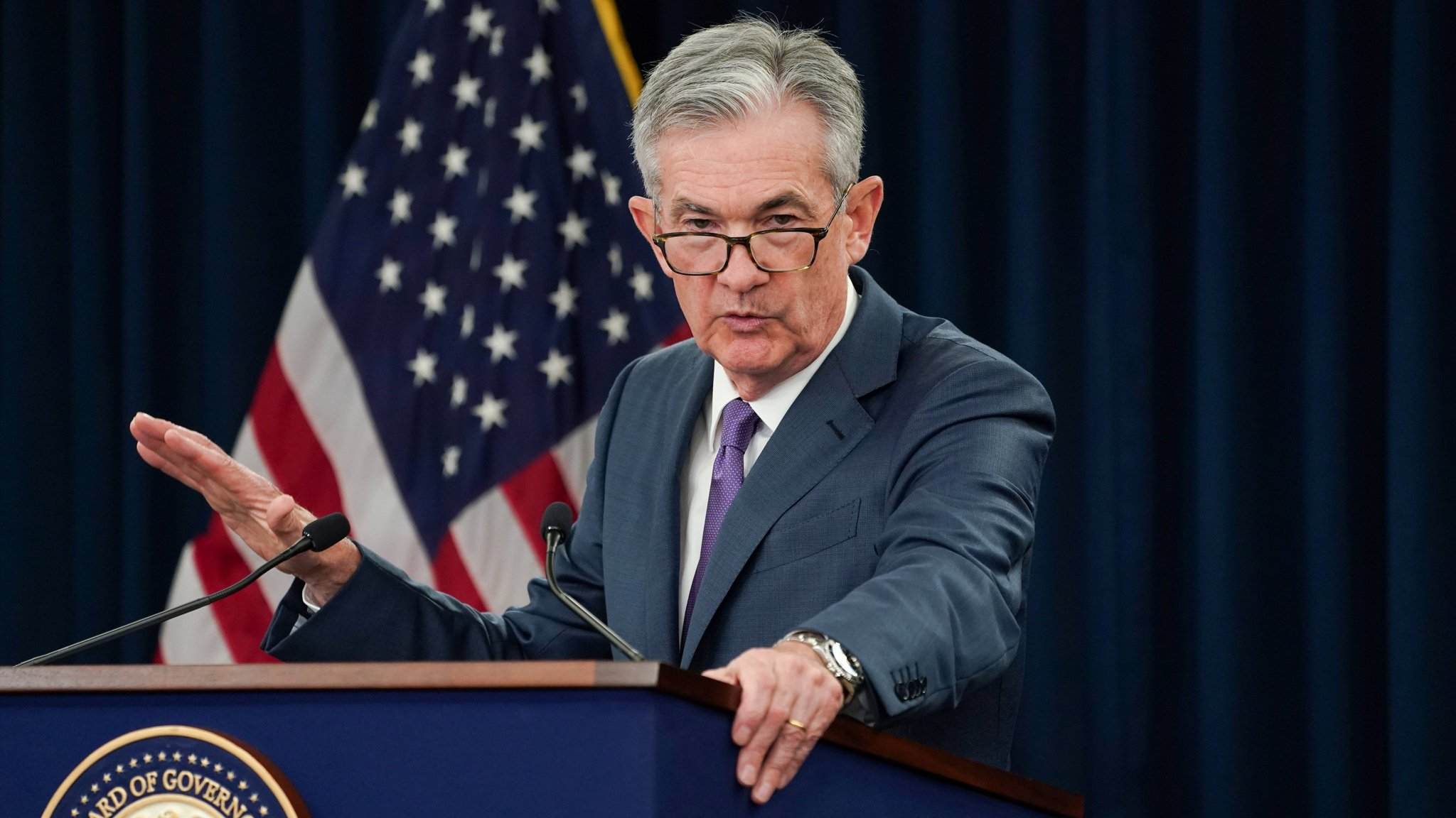 The US Federal Reserve should use forward guidance now