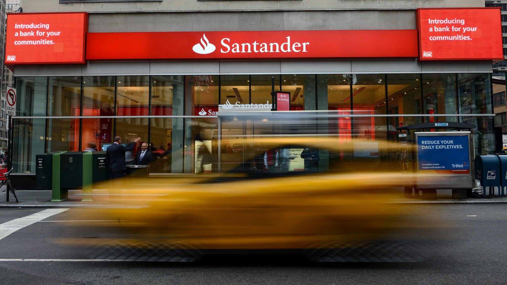 Santander Profits Dented By Cost Of Integrating Banco Popular
