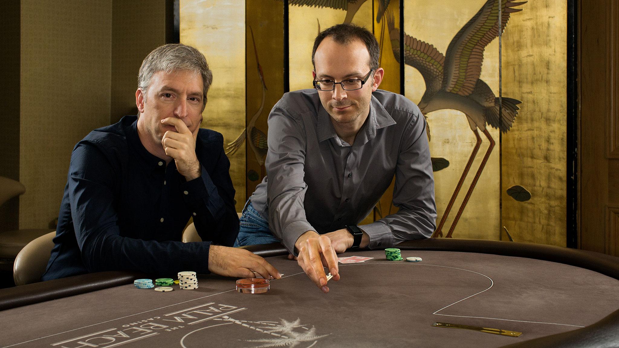 Poker With Steven Levitt Financial Times