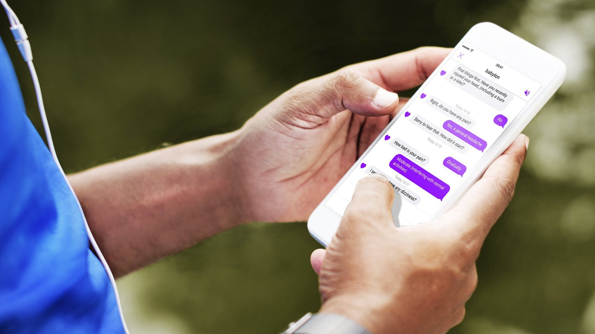 High-profile health app under scrutiny after doctors