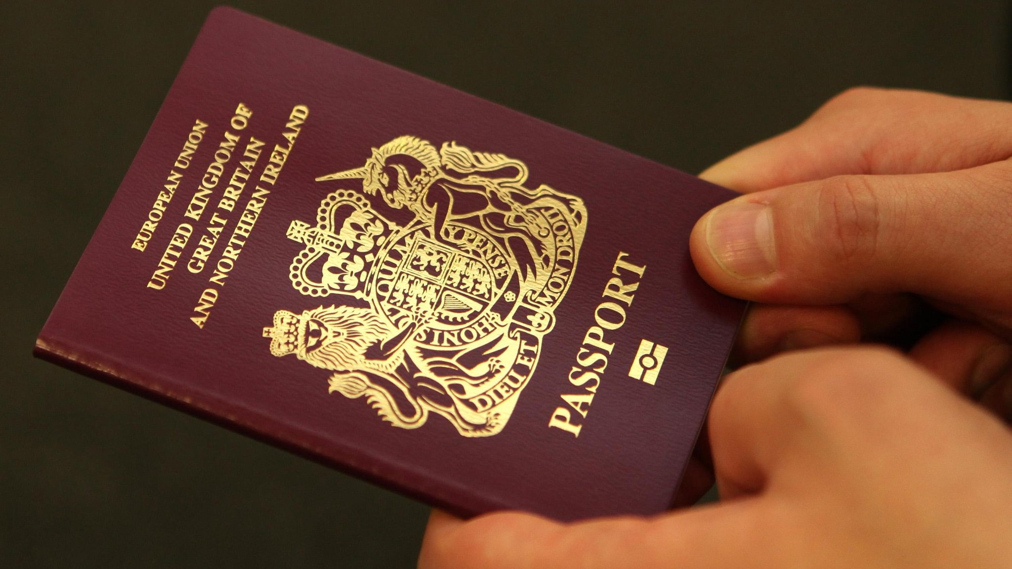 British passport applications from eu residents up by a third ccuart Choice Image