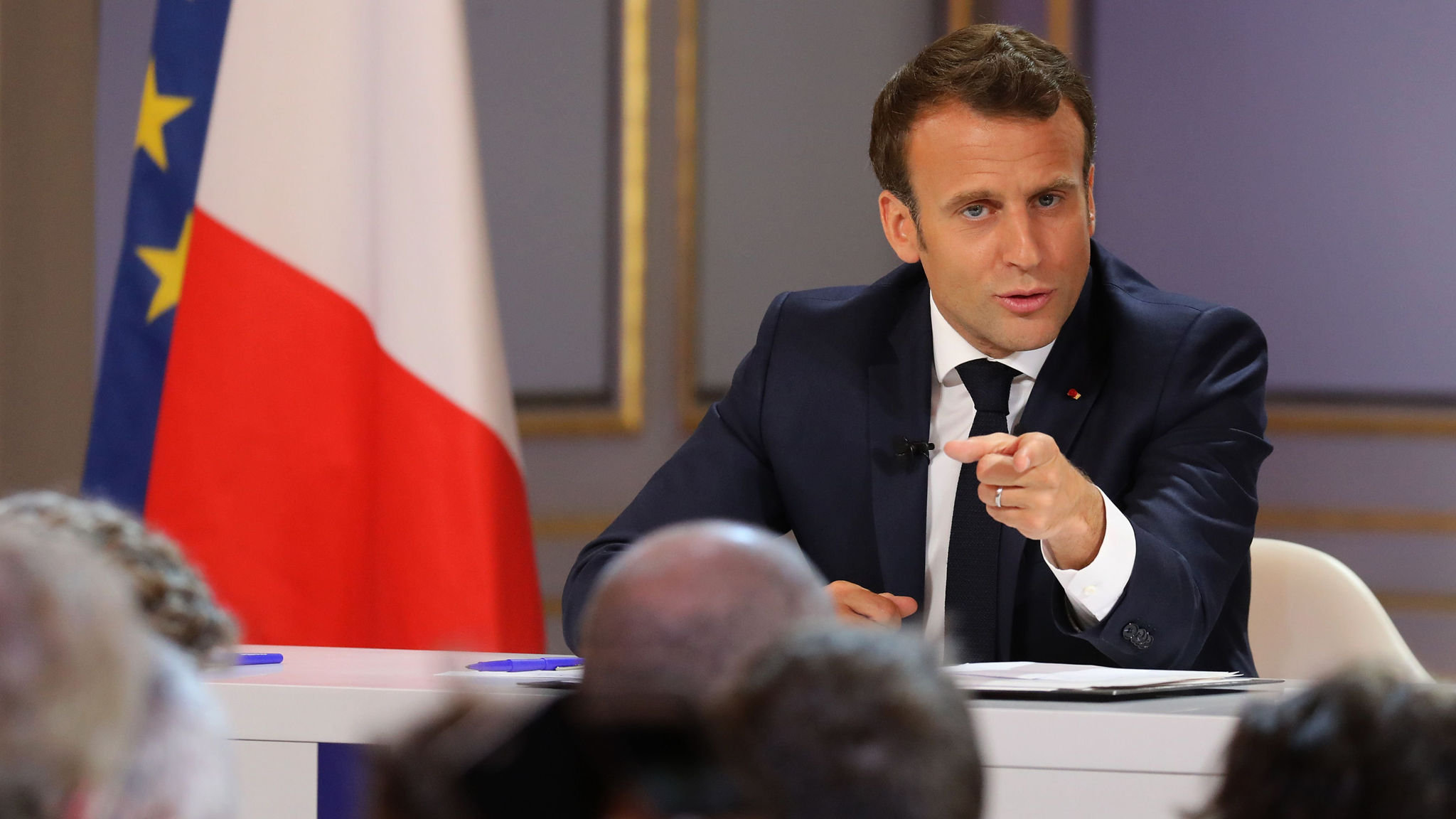 French Employers Up In Arms Over Emmanuel Macron S Tax Plans Financial Times