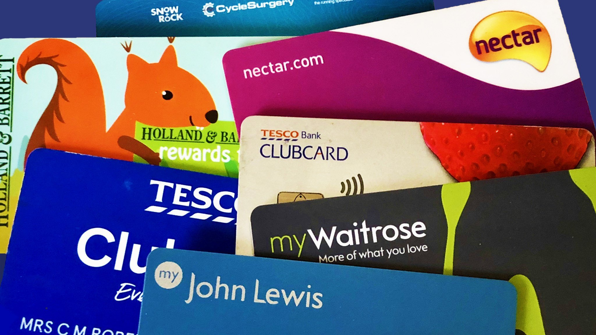 Loyalty Cards How To Make The Most Of Them Financial Times