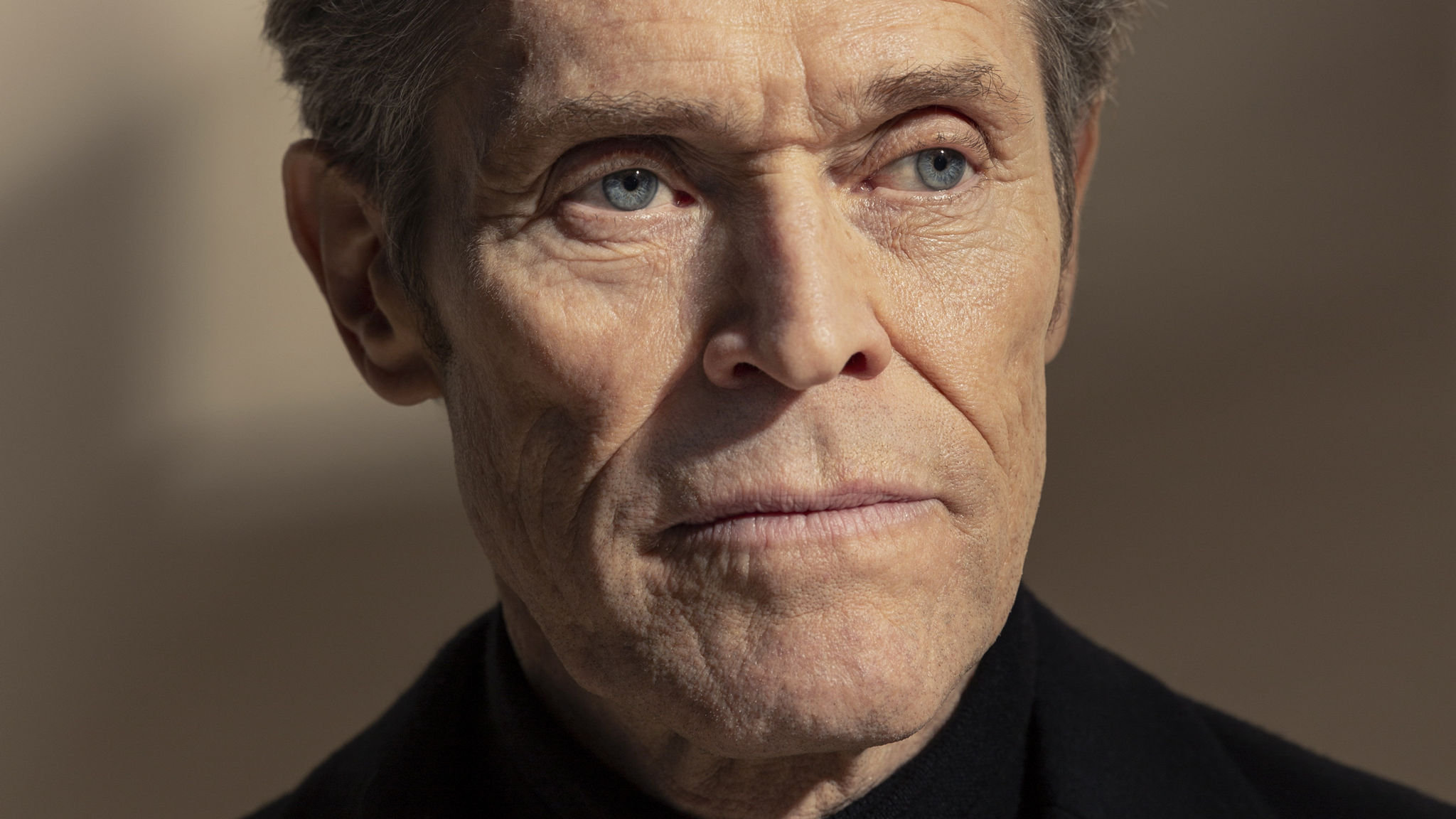 Willem Dafoe on tormenting Robert Pattinson in The Lighthouse