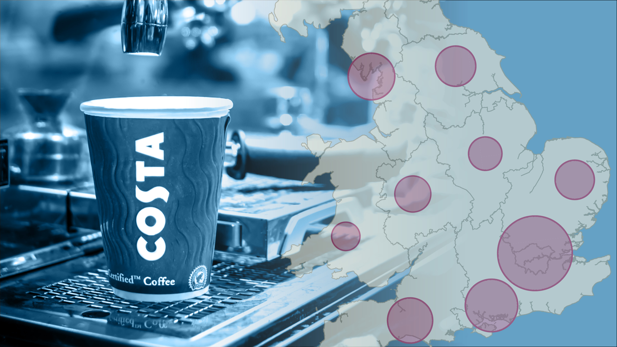Costa Coffee Takes The Cream As Britons Wake Up To Coffee