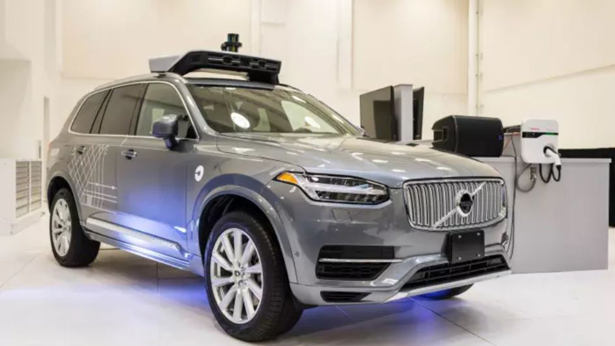 Uber to buy 24,000 Volvo cars for driverless fleet