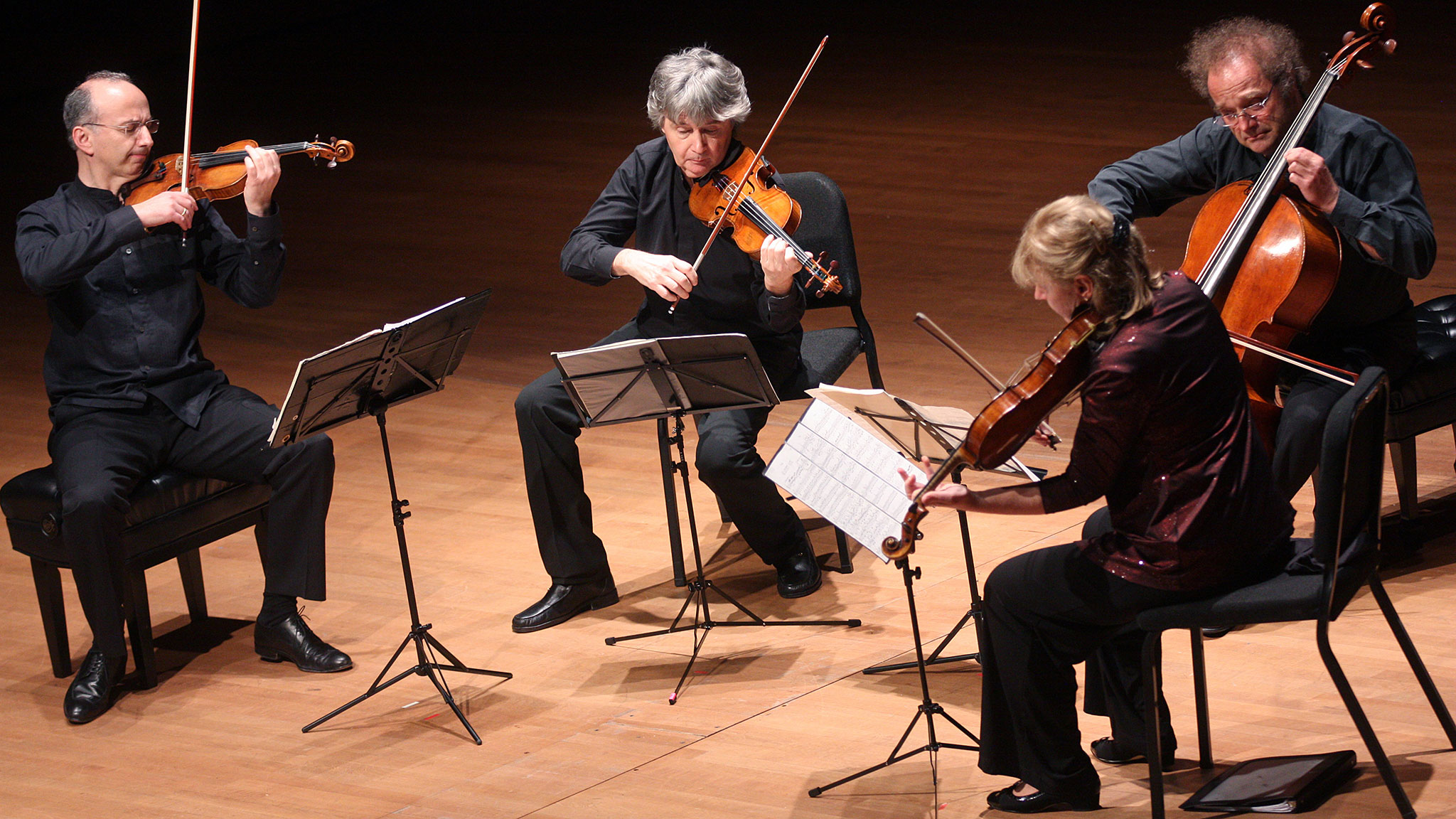 Living with the String Quartets Beethoven for a Later Age