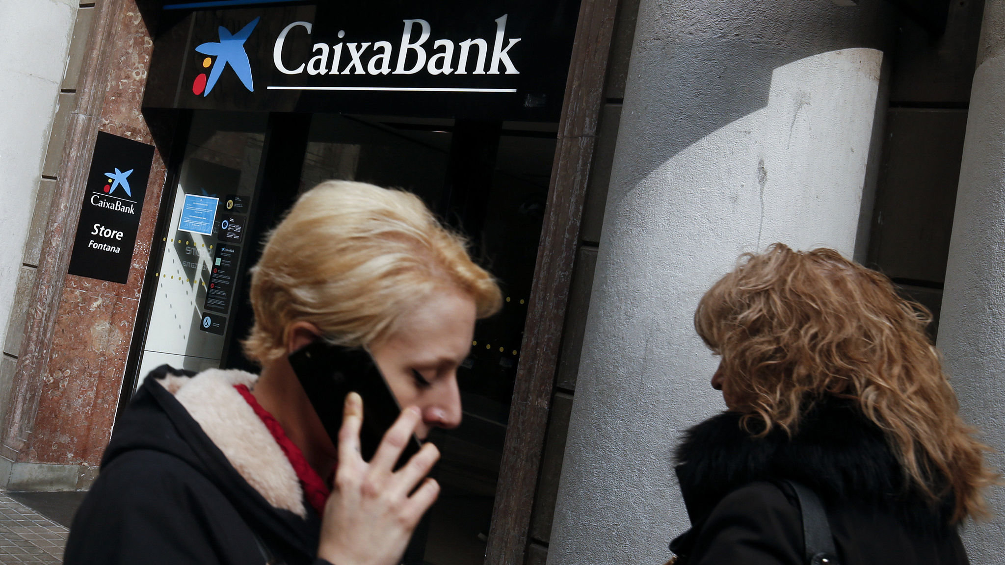 CaixaBank rolls out ATM face recognition | Financial Times