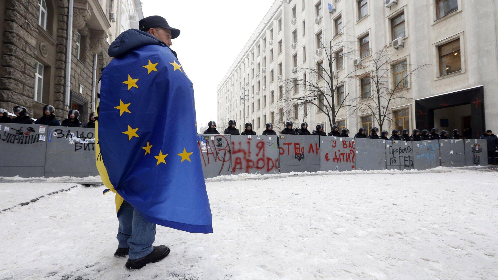 EU struggles to meet the aspirations of eastern partners