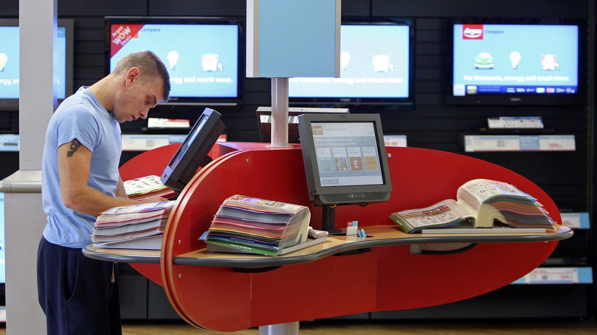 Sainsburys Plan For Argos Avoids Catalogue Of Errors