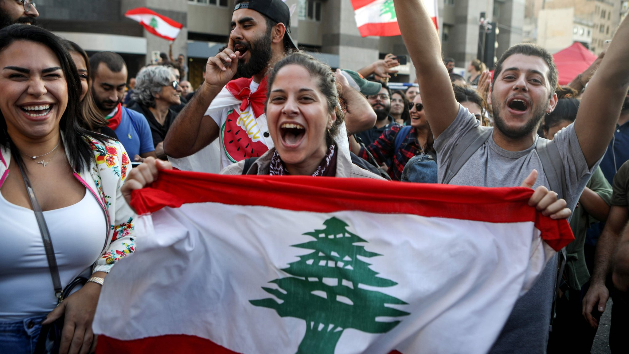 Lebanon's creditors adopt crash position as default risk worsens