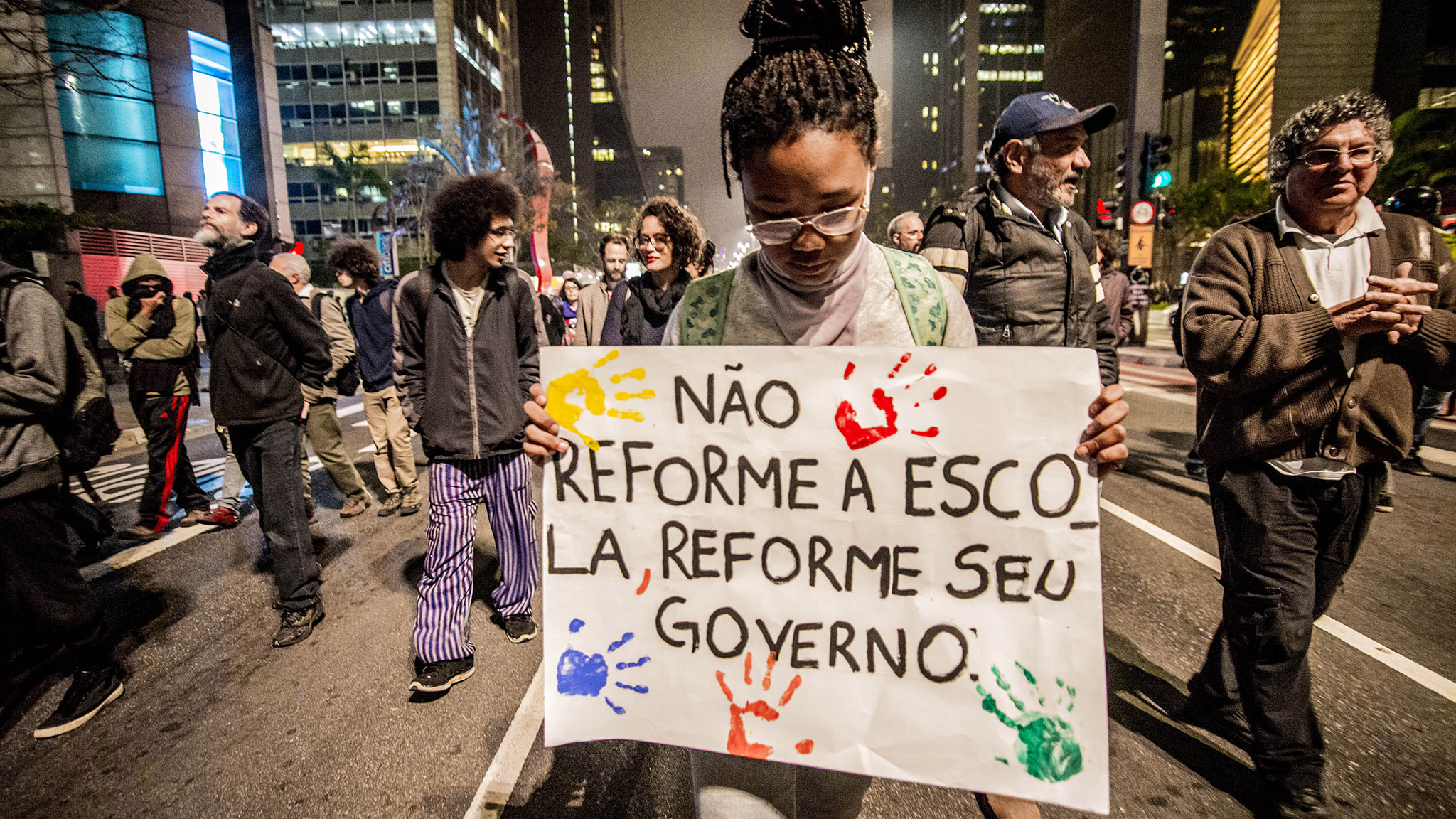 Brazil's Michel Temer battles to sell austerity reforms