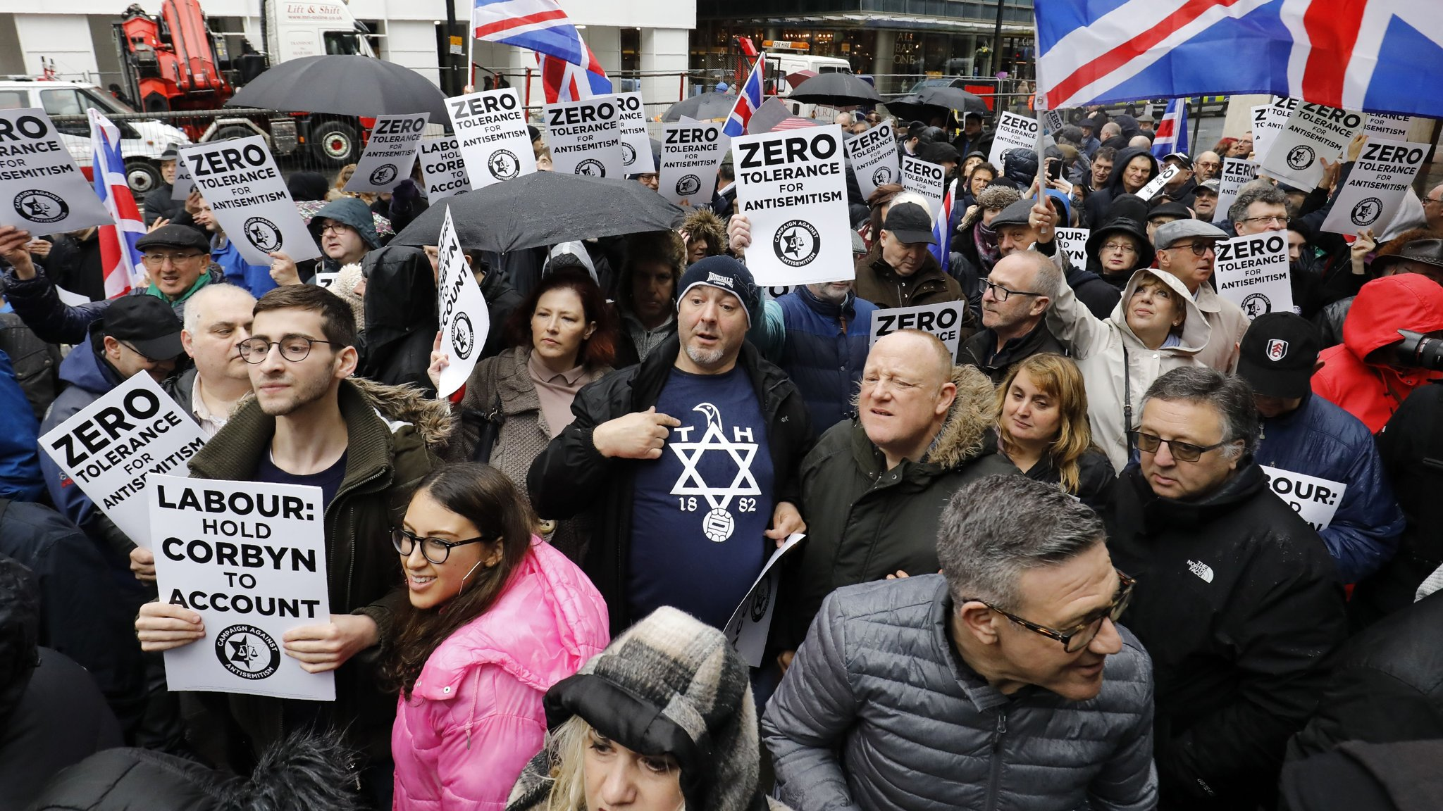 A painful summer has cast British Jews in an uncomfortable role
