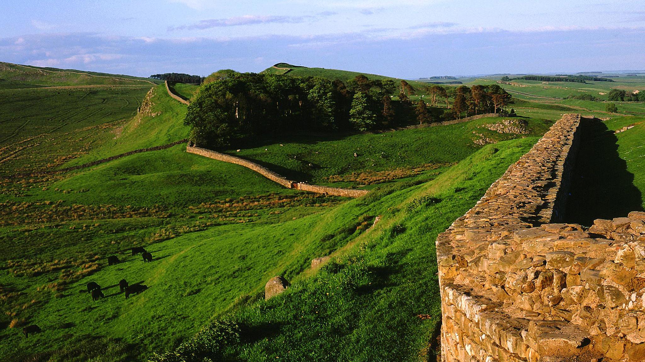 Hadrian's Wall Path - Wikipedia