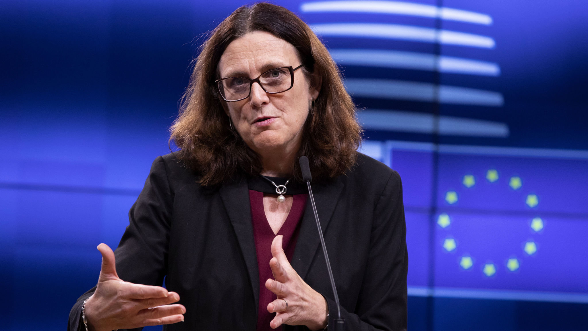 EU ill-equipped to face China and US, Brussels trade chief warns