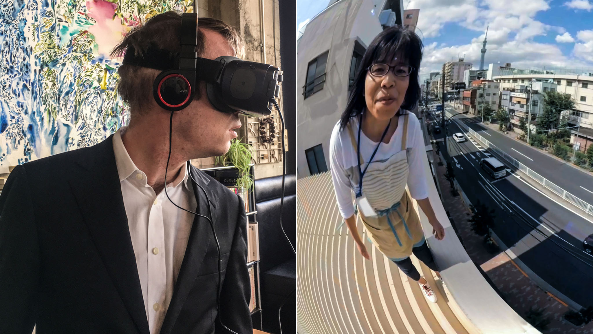 5459a9bc67c3 Experience dementia for a day. Virtual reality ...