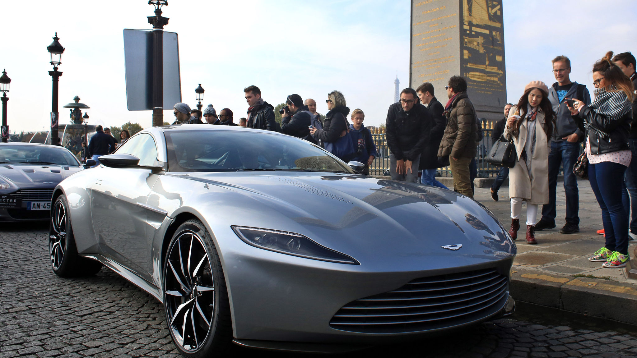 Aston Martin Is A Gem That Needs Love Says Billionaire Rescuer Financial Times