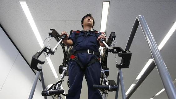 The Silver Economy: Japan embraces future of robot care
