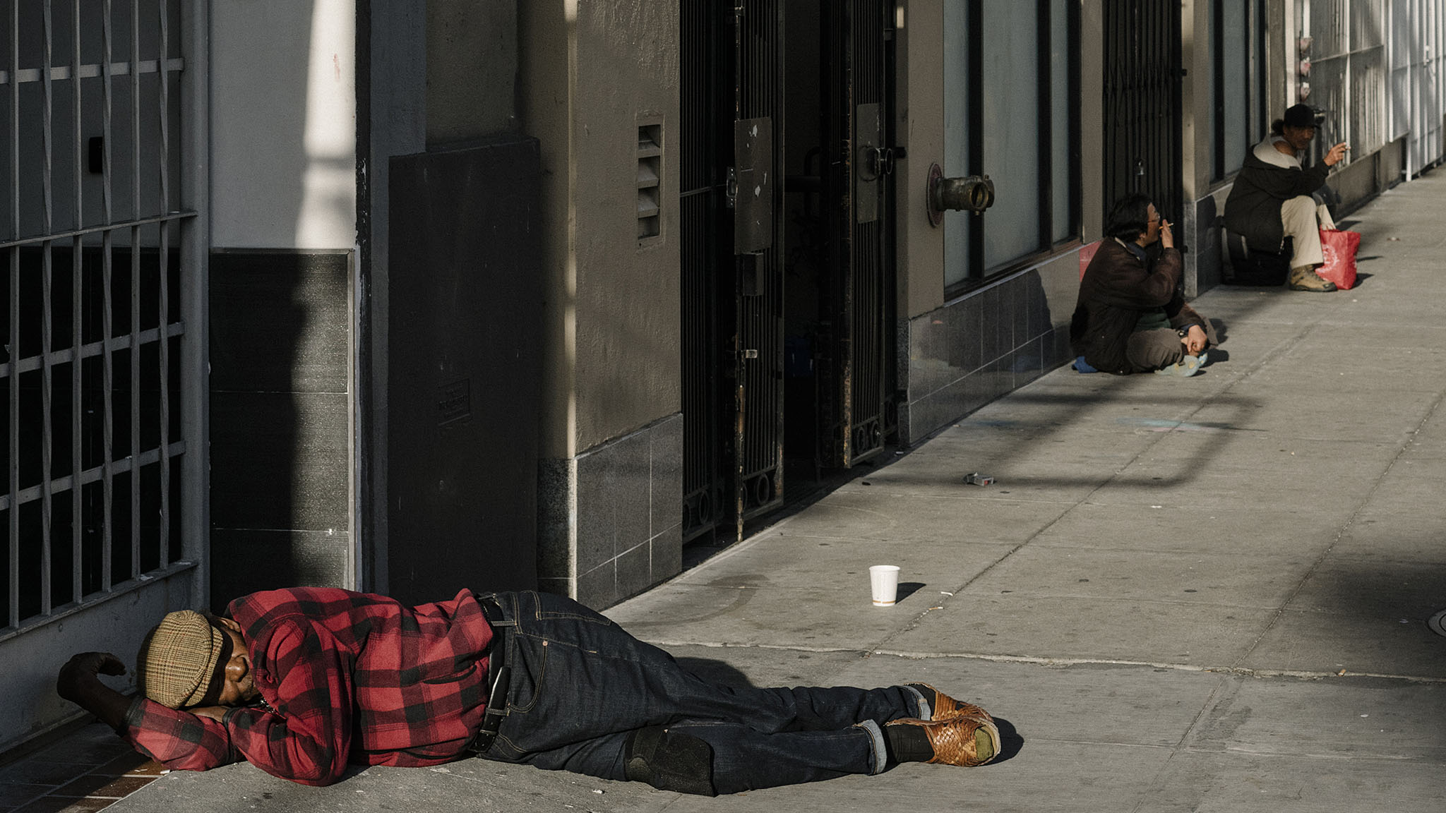 Why can't San Francisco's tech culture solve the city's social problems?